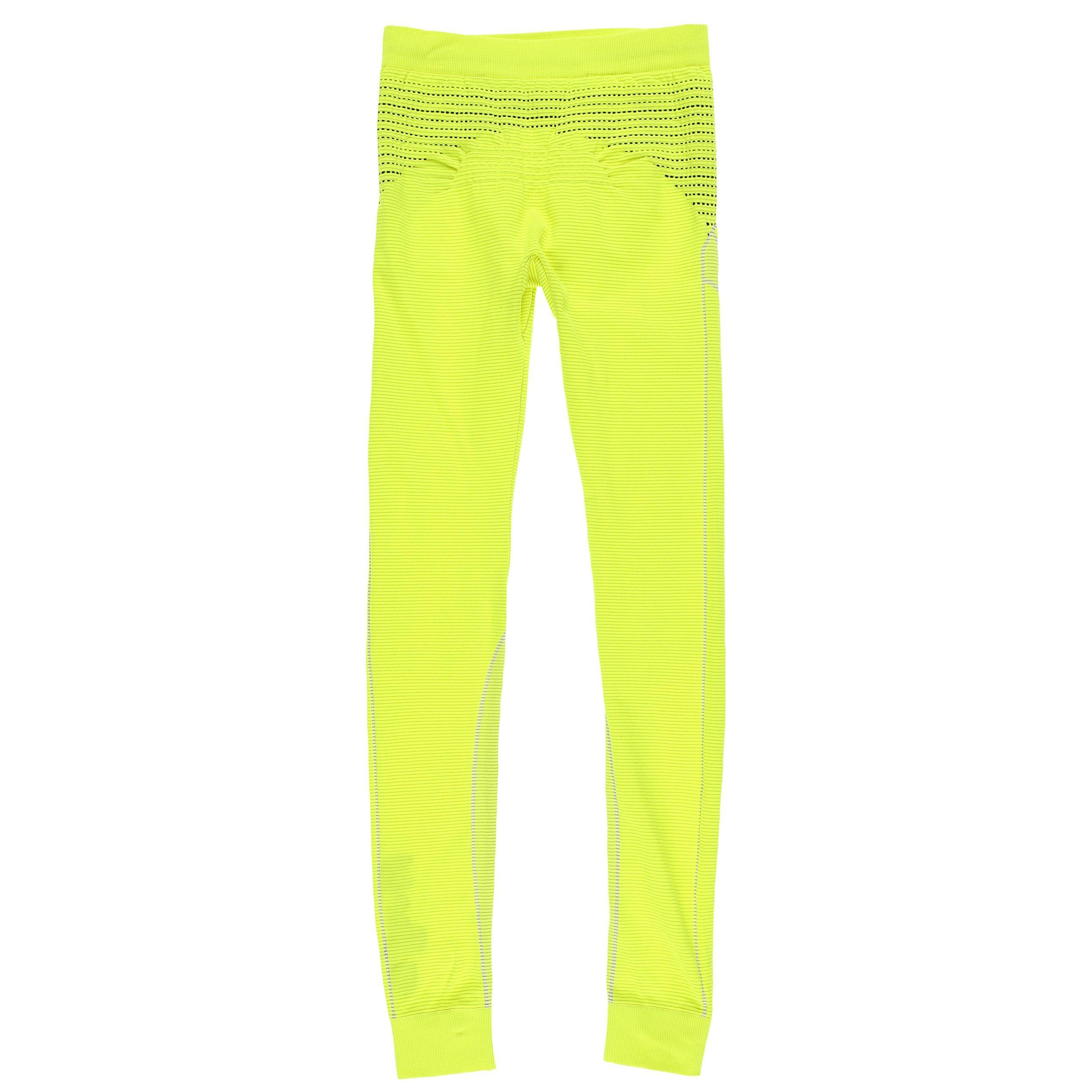 59d90ca9 Off-White c/o Virgil Abloh - Yellow Women's Athletic Leggings - Lyst. View  fullscreen