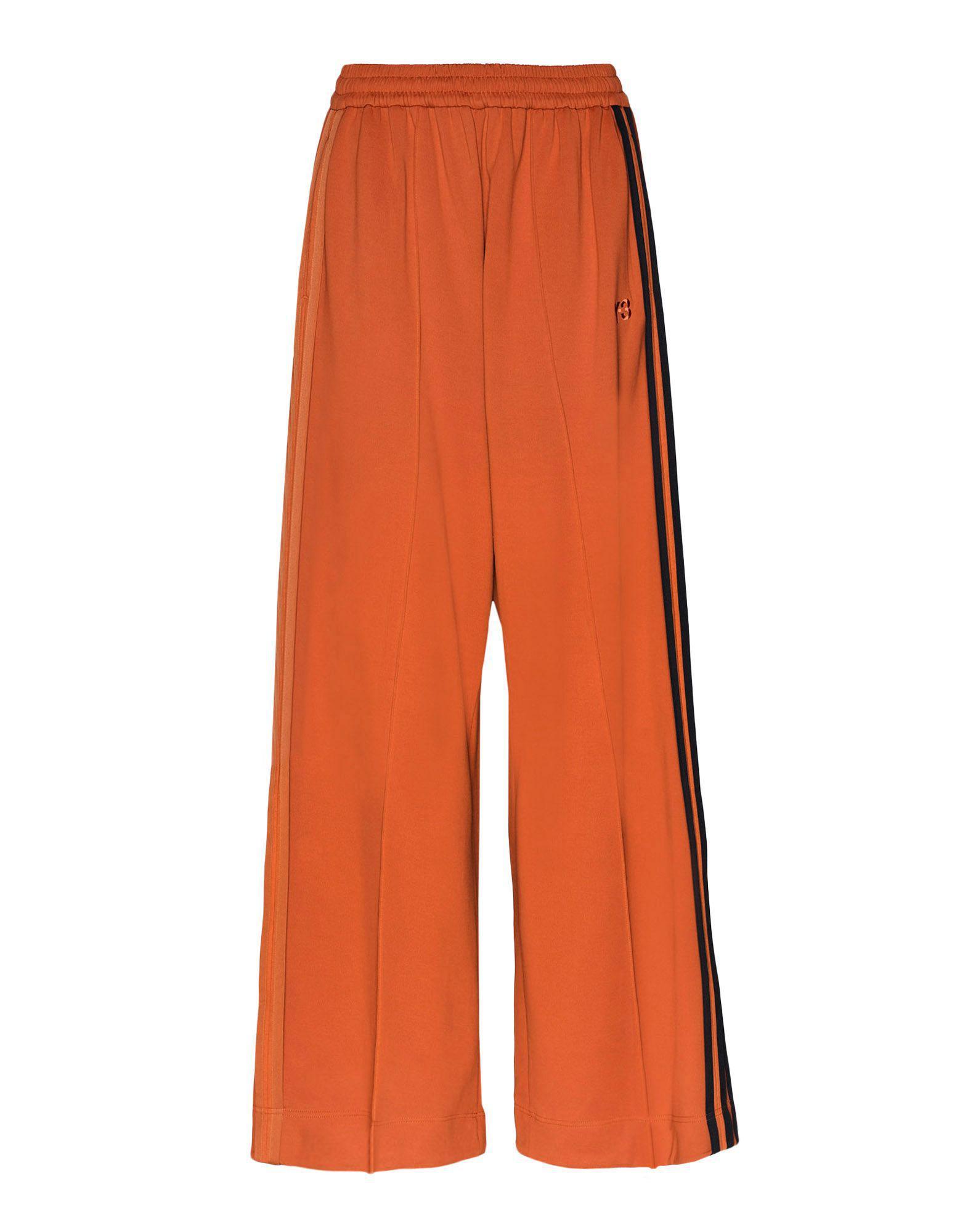 fc144fce04a41 Y-3. Women s 3-stripes Selvedge Matte Track Trousers