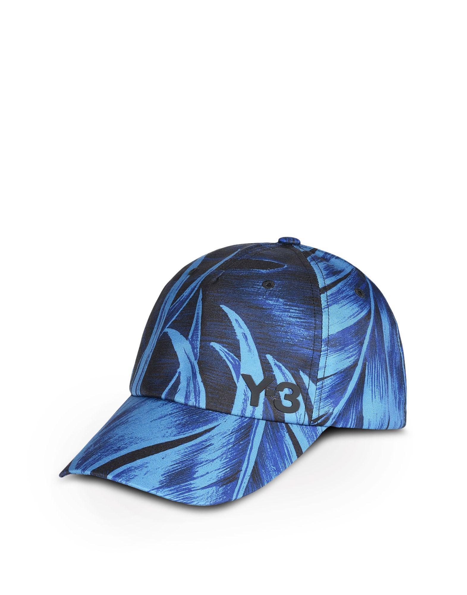 cc9ffd293f7 Lyst - Y-3 Lux Cap in Blue for Men
