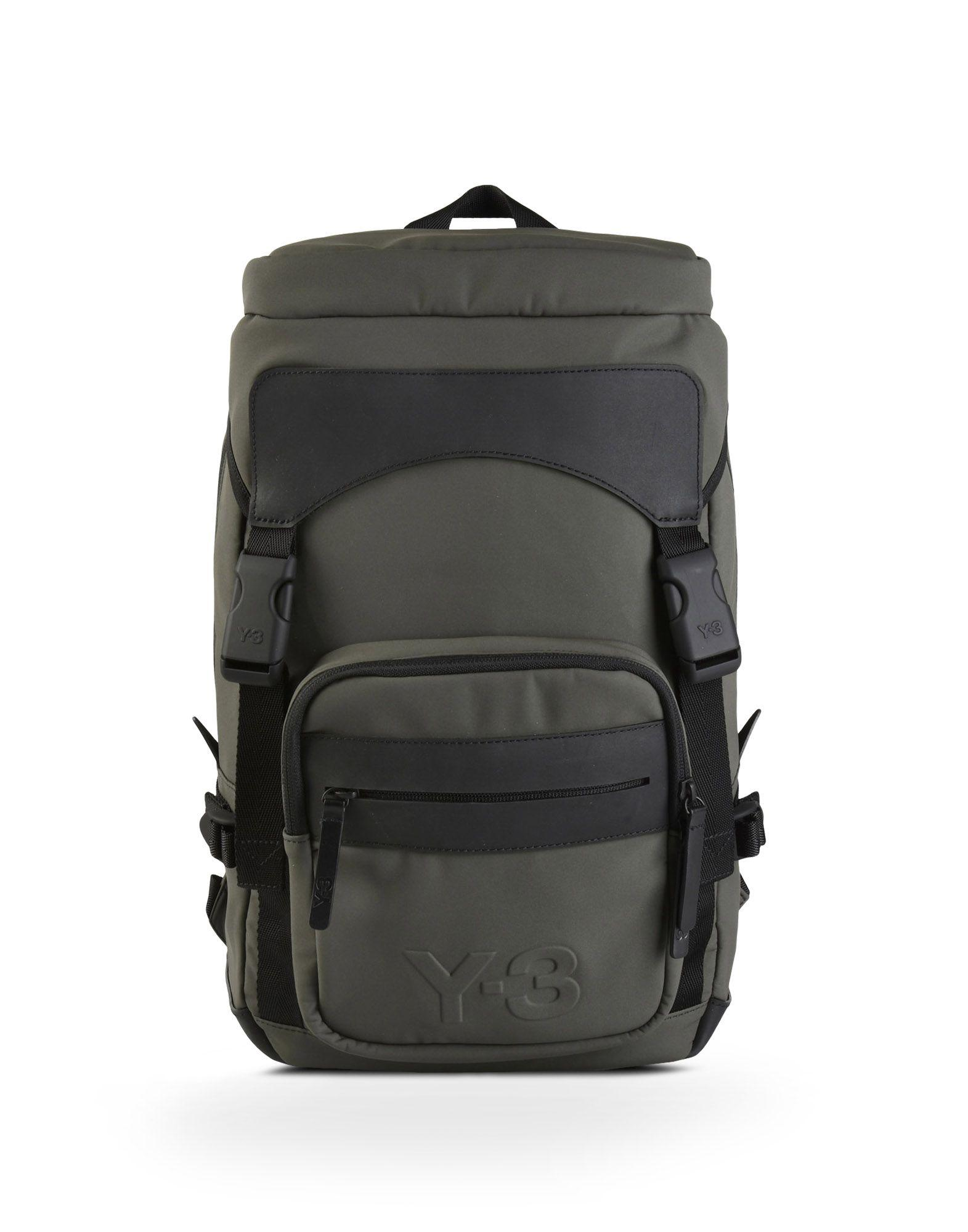 94e5380522 Lyst - Y-3 Ultratech Bag Small in Green for Men
