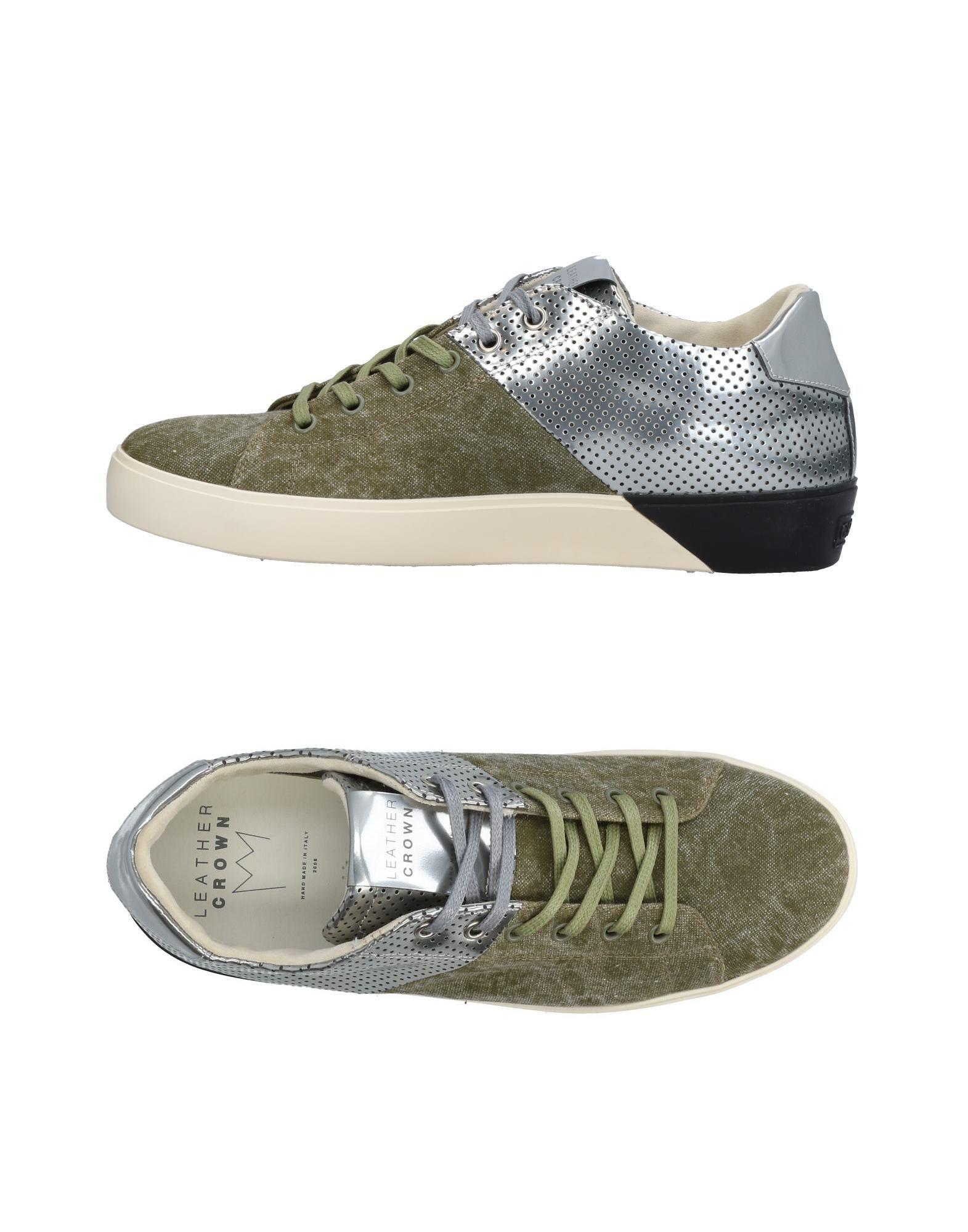 FOOTWEAR - Low-tops & sneakers Leather Crown CiQ8x