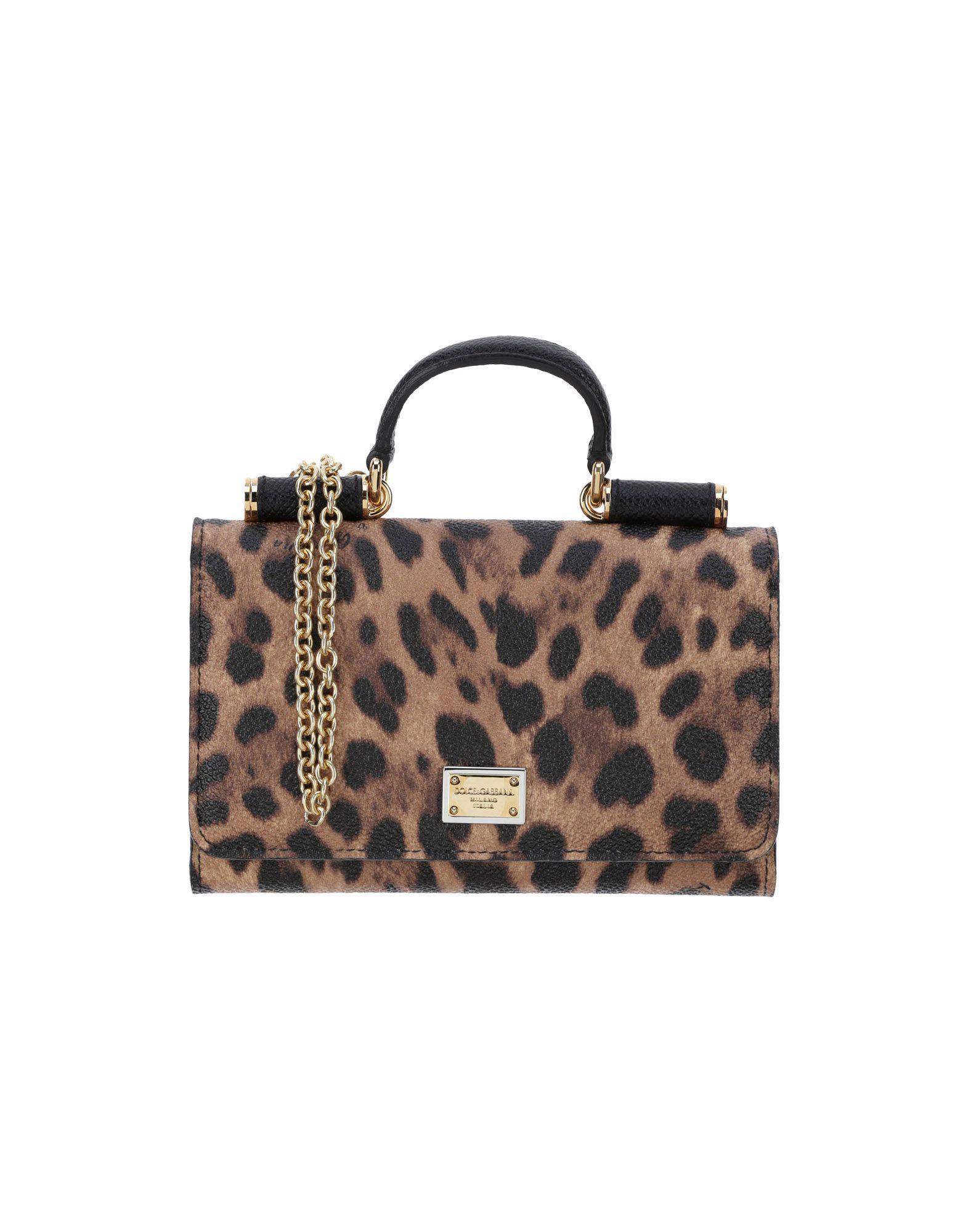 41f00a3664 Lyst - Dolce   Gabbana Wallet in Black