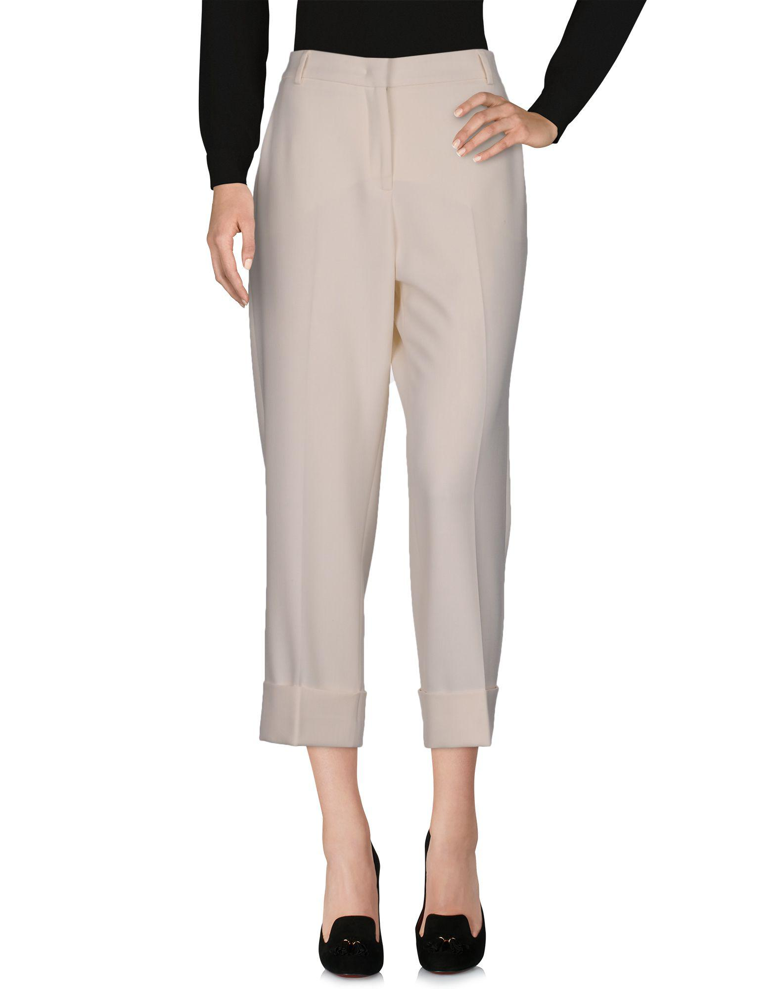 TROUSERS - 3/4-length trousers Scaglione 1RAAji0GY3