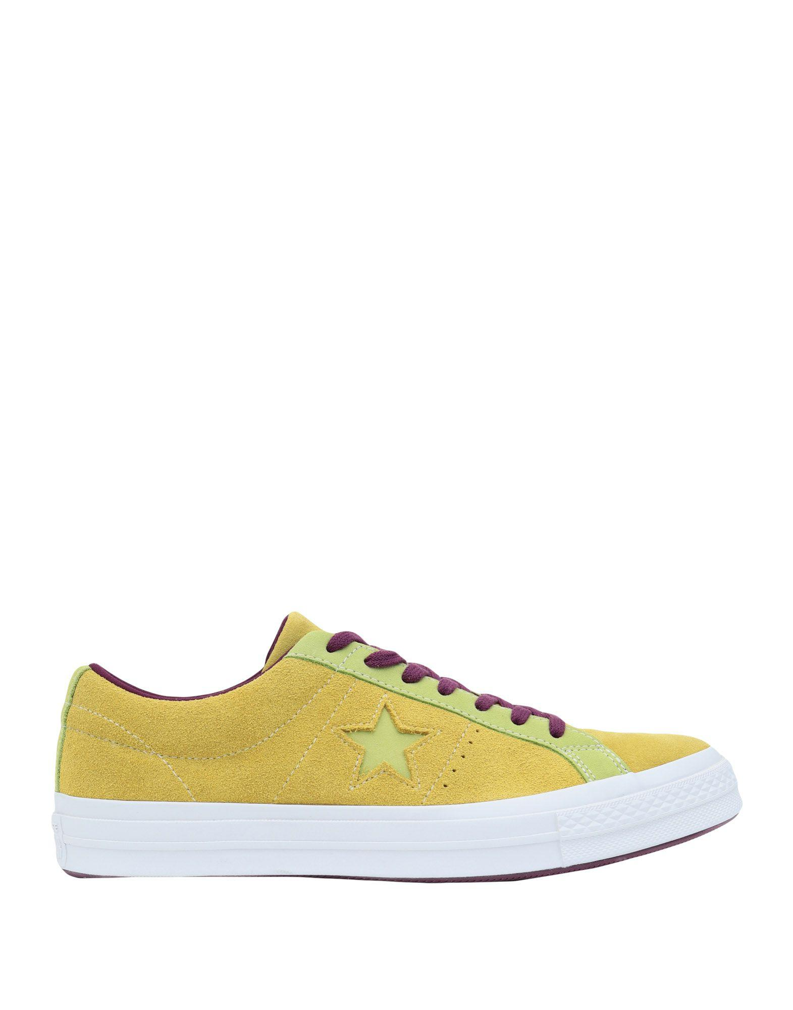 39f2769f9eb143 Converse Low-tops   Sneakers in Yellow for Men - Lyst