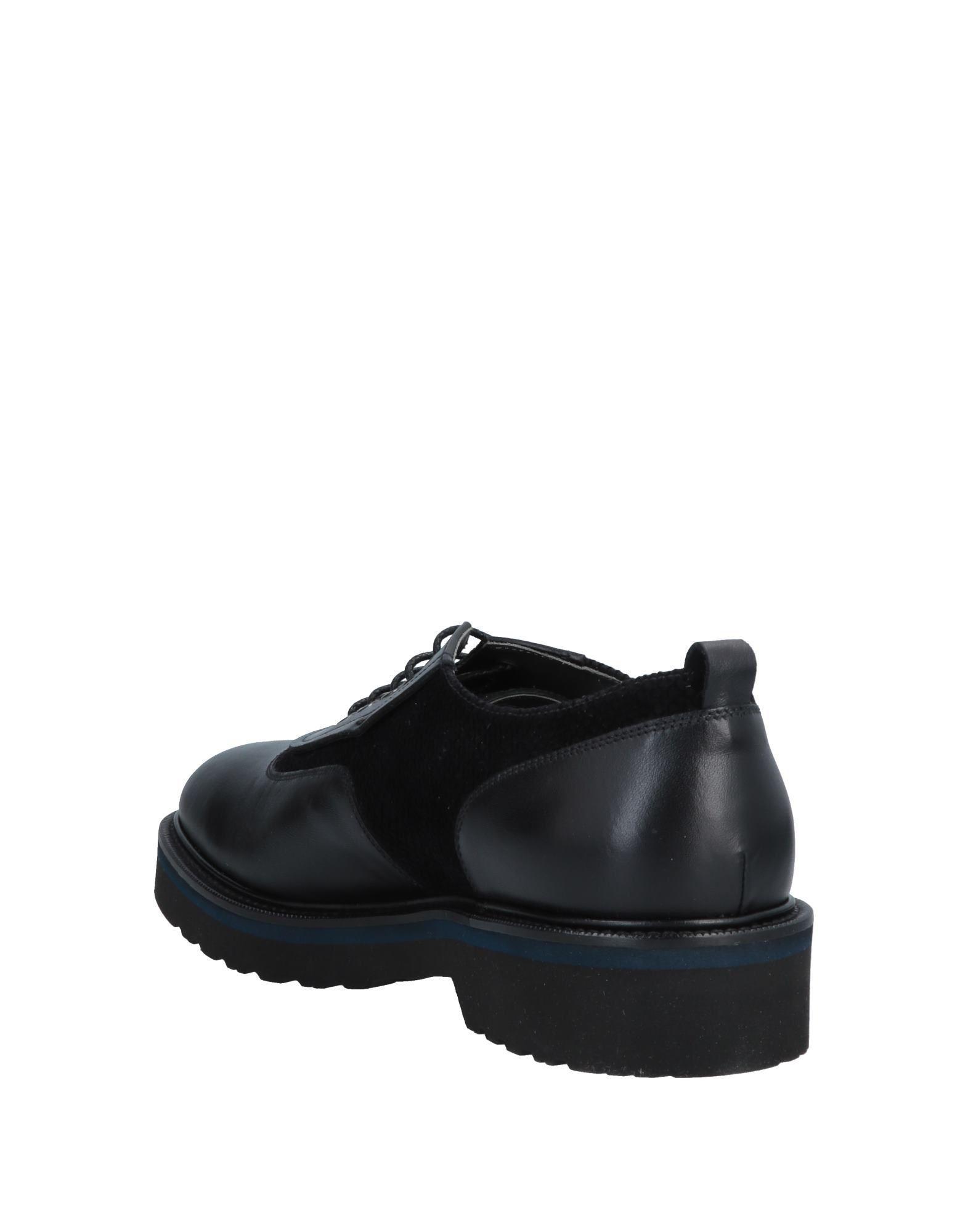 eda277083e36 Lyst - Alberto Guardiani Lace-up Shoe in Black for Men