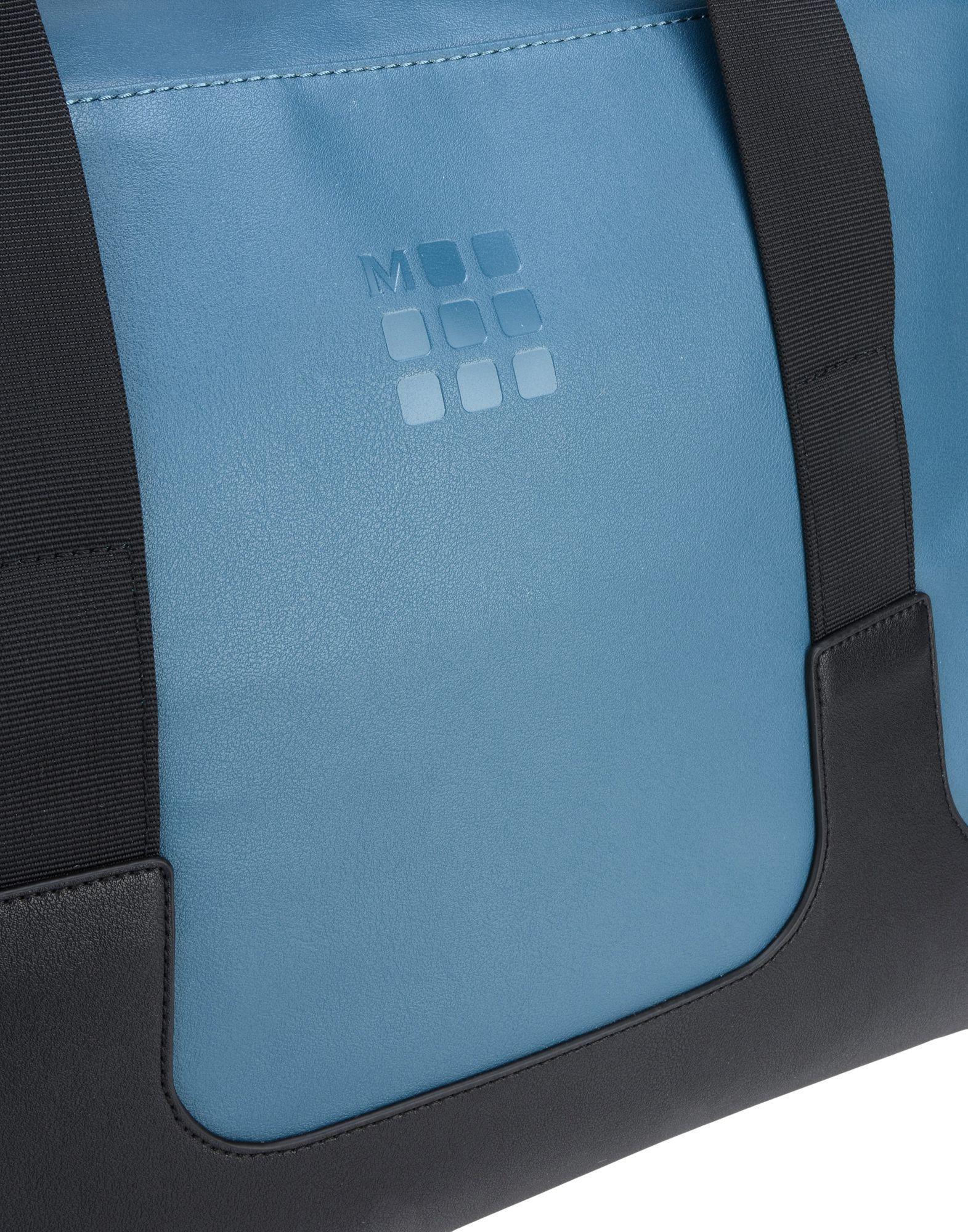 9c0781cd5532 Lyst - Moleskine Travel   Duffel Bag in Blue