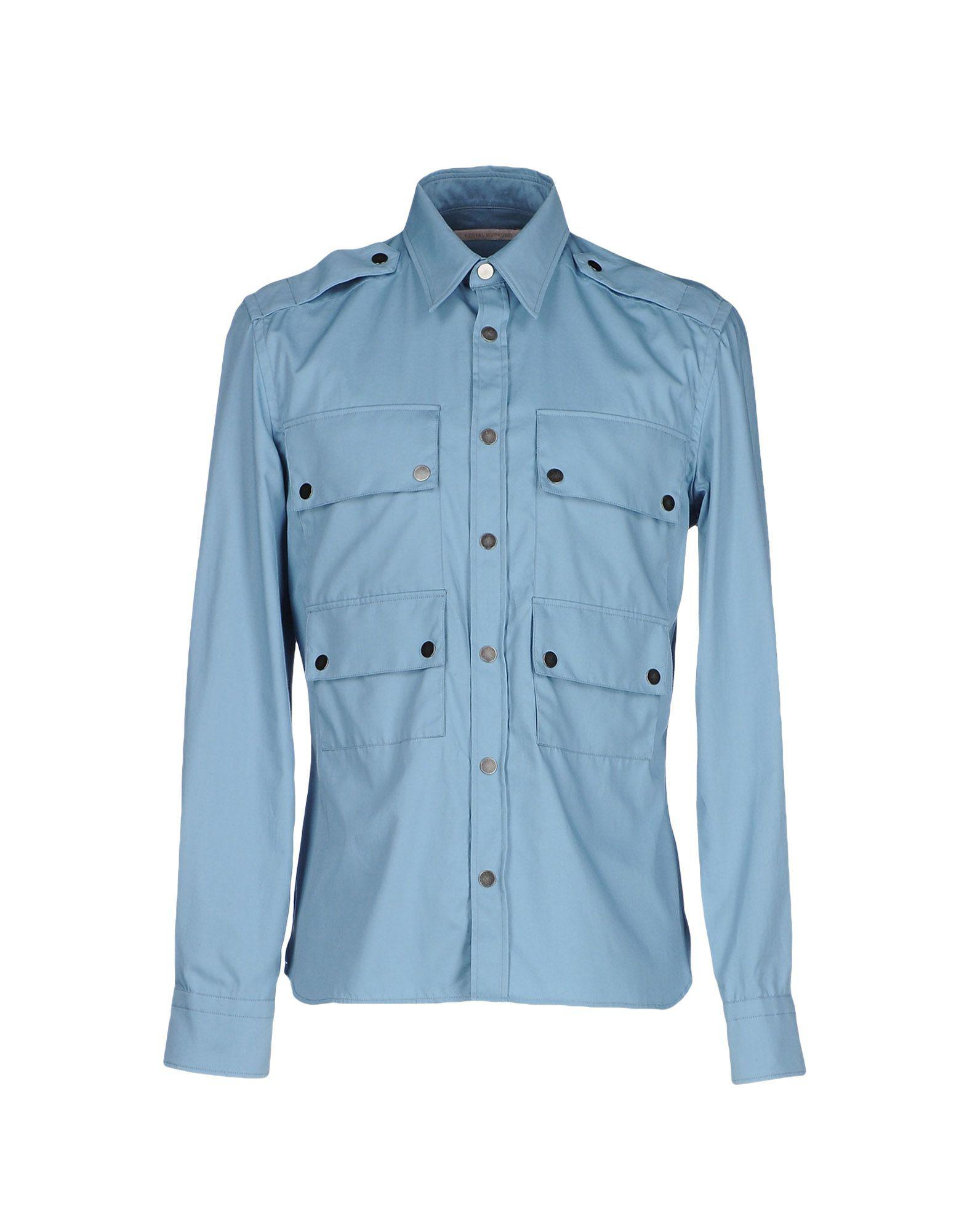 Cheap Price In China Clearance Amazon SHIRTS - Shirts Kostas Murkudis Cheap Sale 2018 Unisex Eastbay Online Cheap Shop Offer ECwDOQ386f