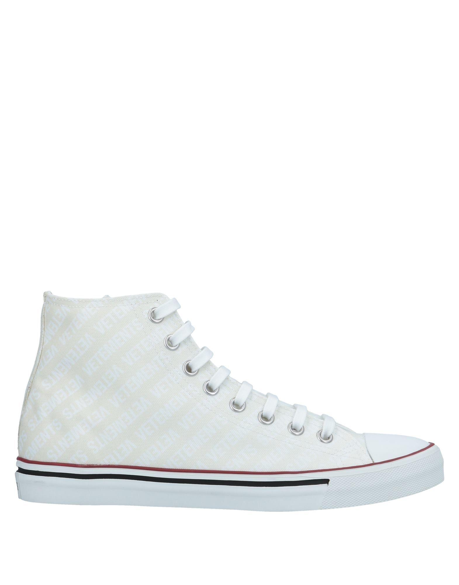 99ccbd269e7a Vetements High-tops   Sneakers in White for Men - Lyst