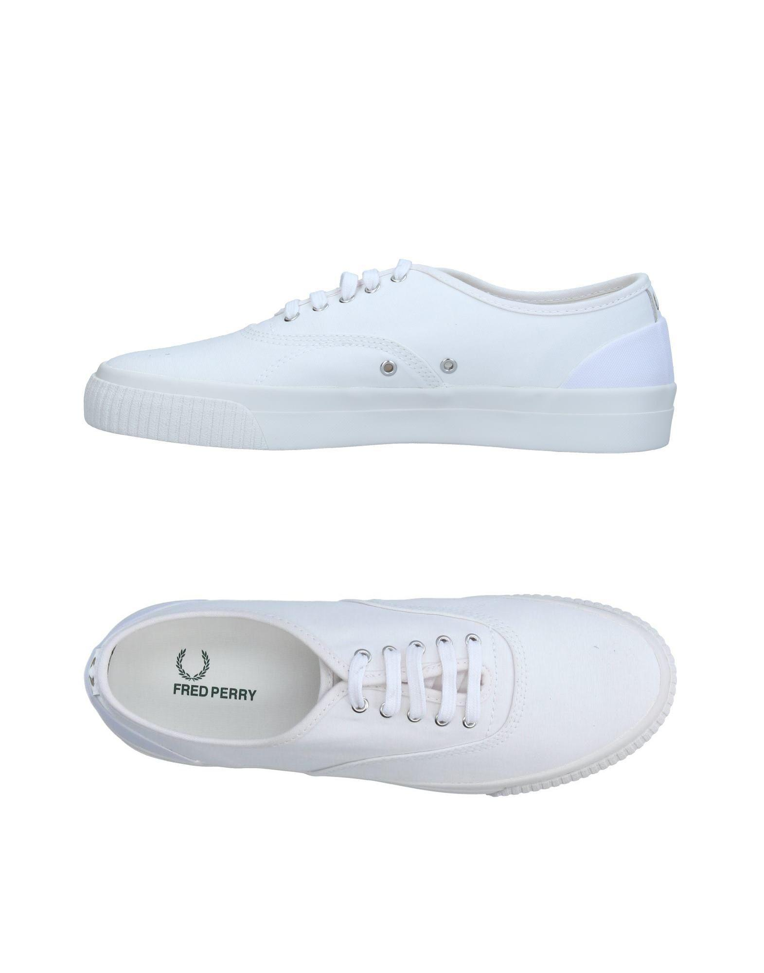 Fred Perry Bas-tops Et Chaussures De Sport 7WBSMPdbp