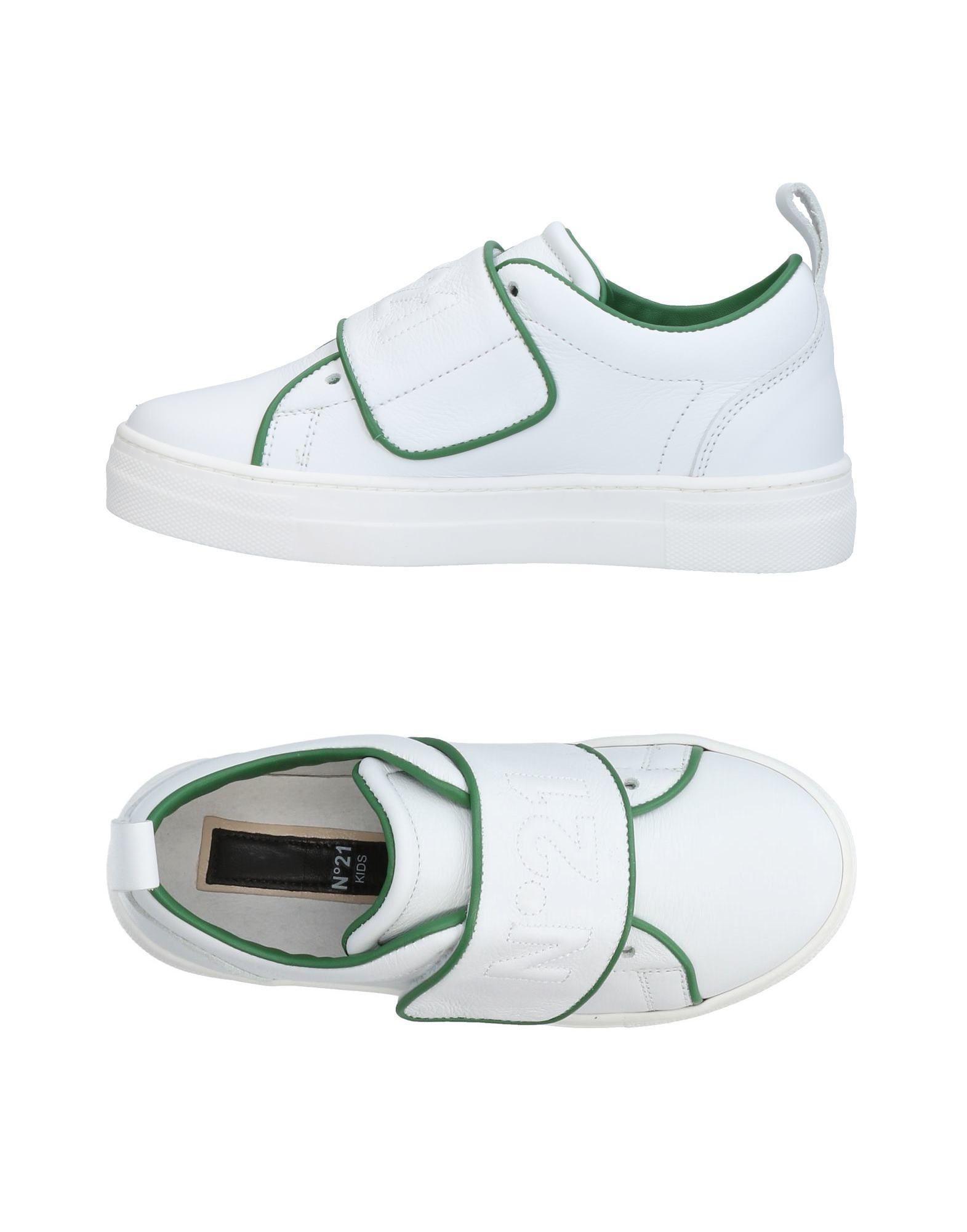 Chaussures - Bas-tops Et Baskets N21 p6vfzzeOS