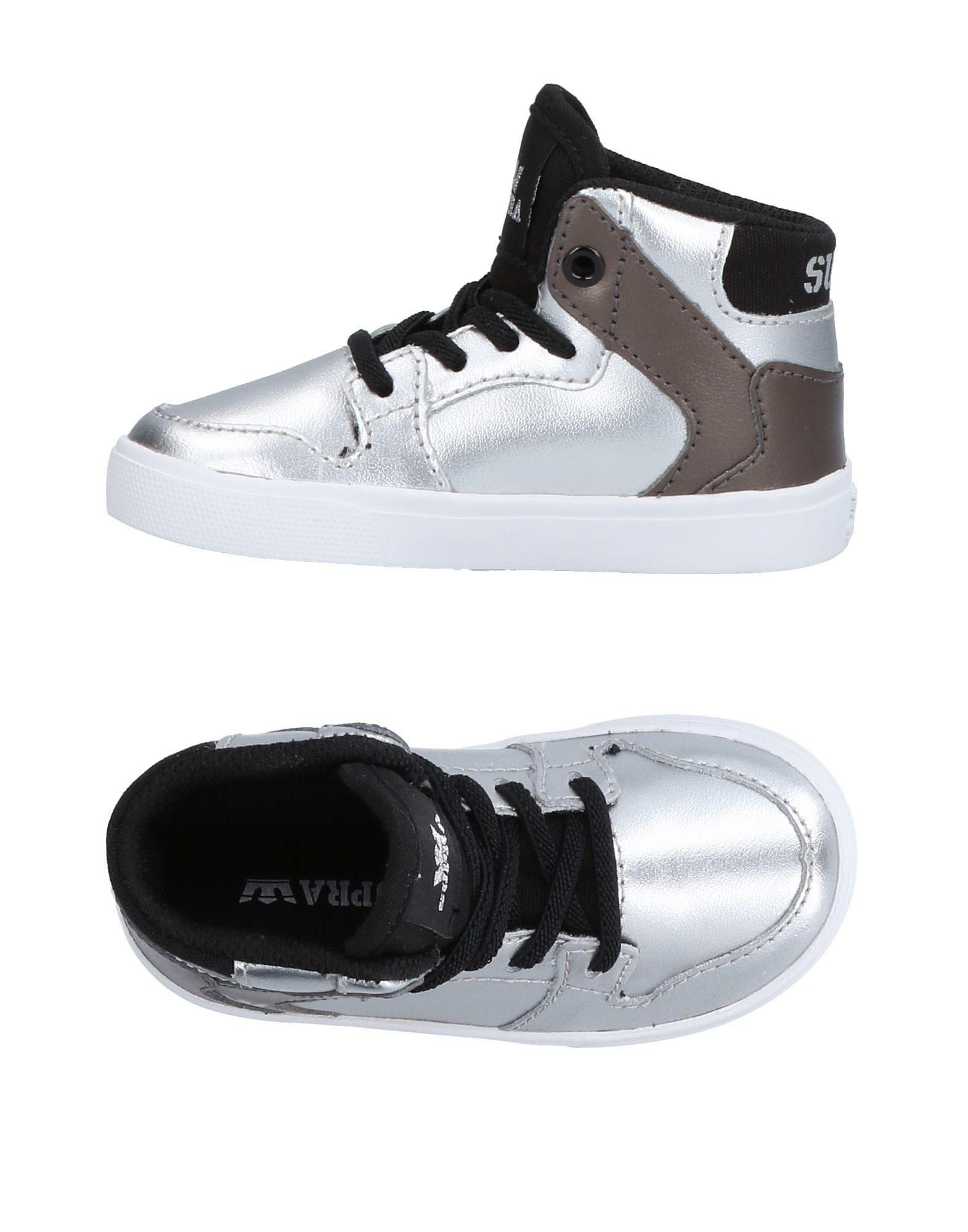 e1e447b47ce1 Lyst - Supra Low-tops   Sneakers in Metallic for Men