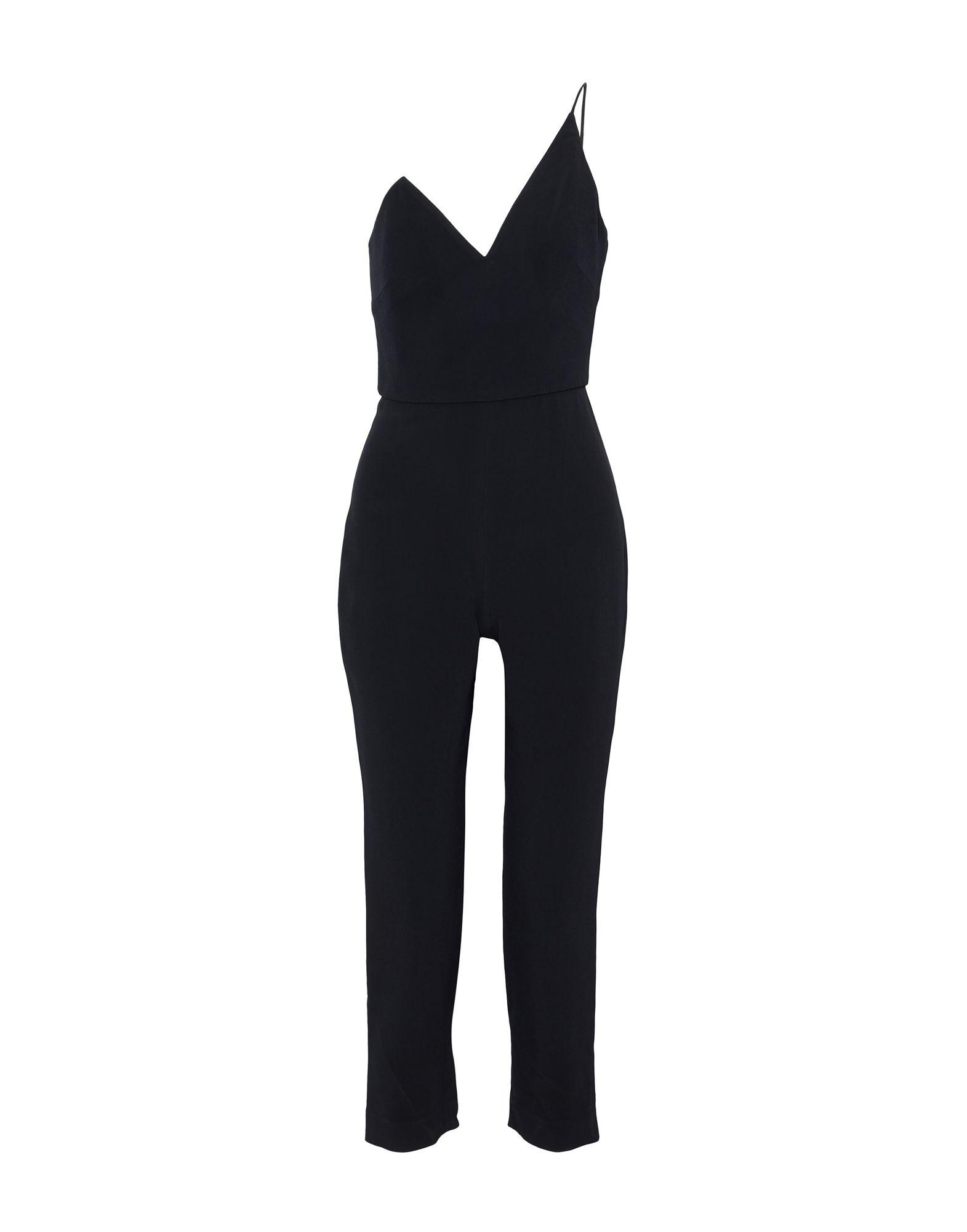 28e552bbdd42 Lyst - Cushnie Et Ochs Jumpsuit in Black