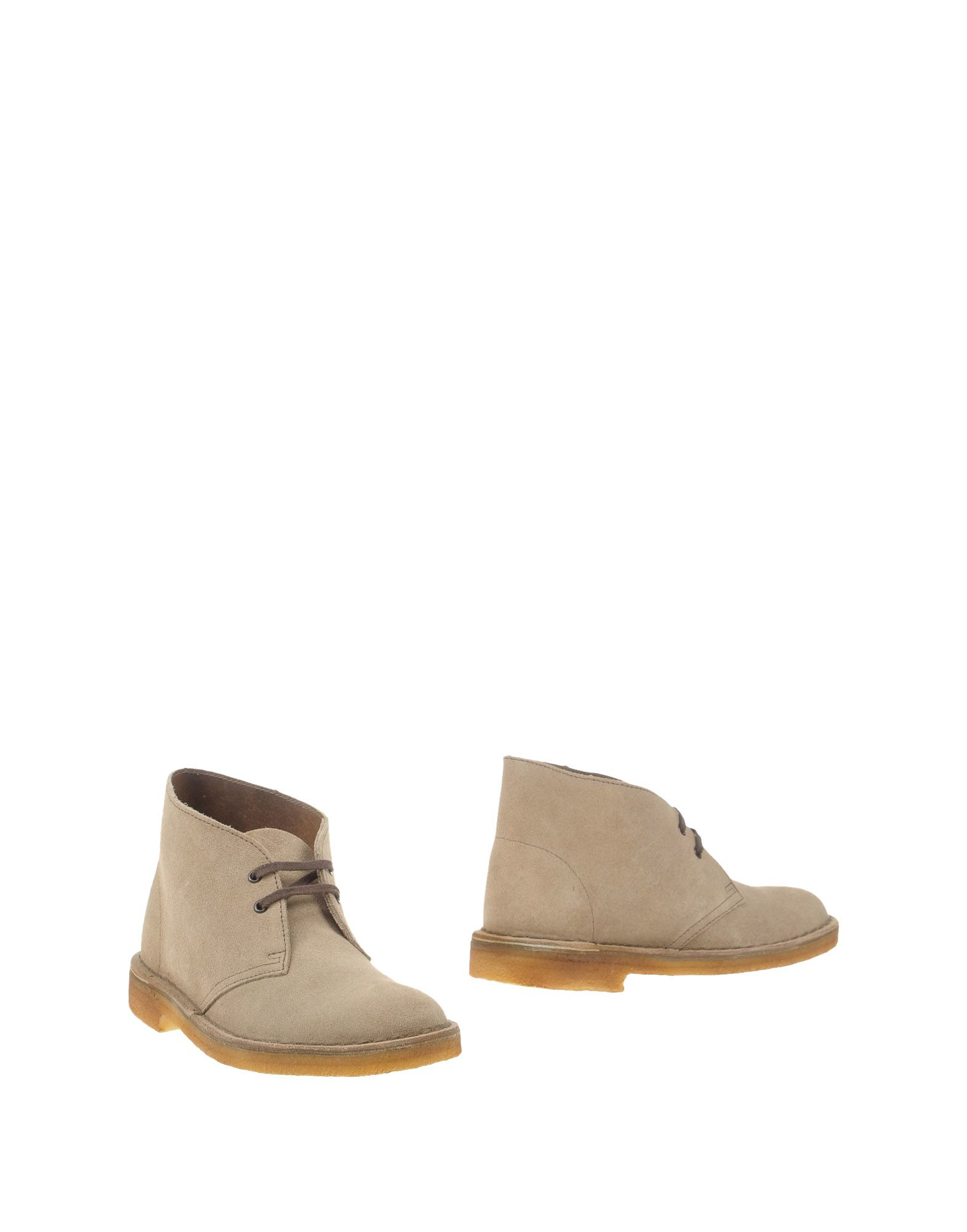 clarks ankle boots in lyst