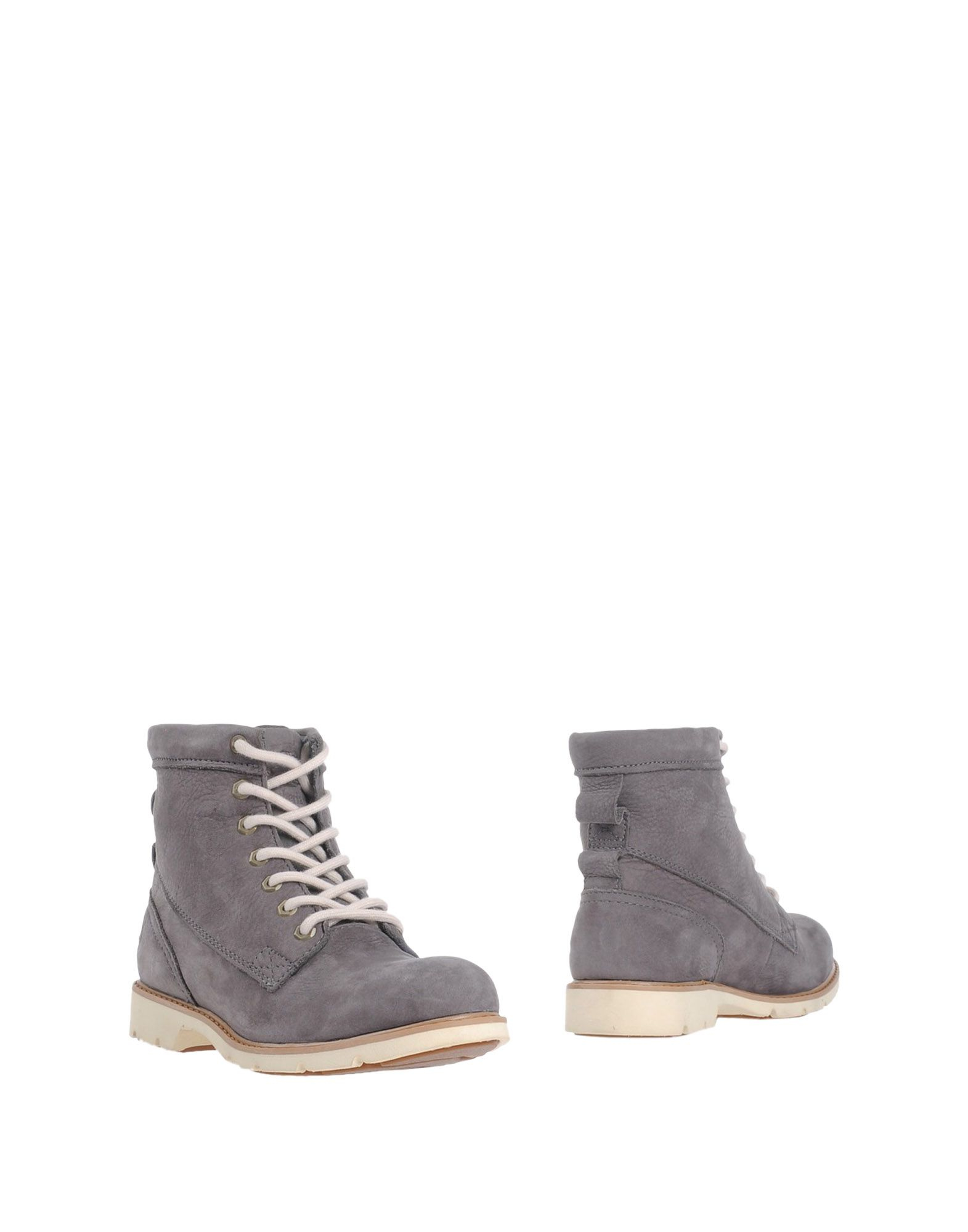 timberland ankle boots in gray for men lyst. Black Bedroom Furniture Sets. Home Design Ideas