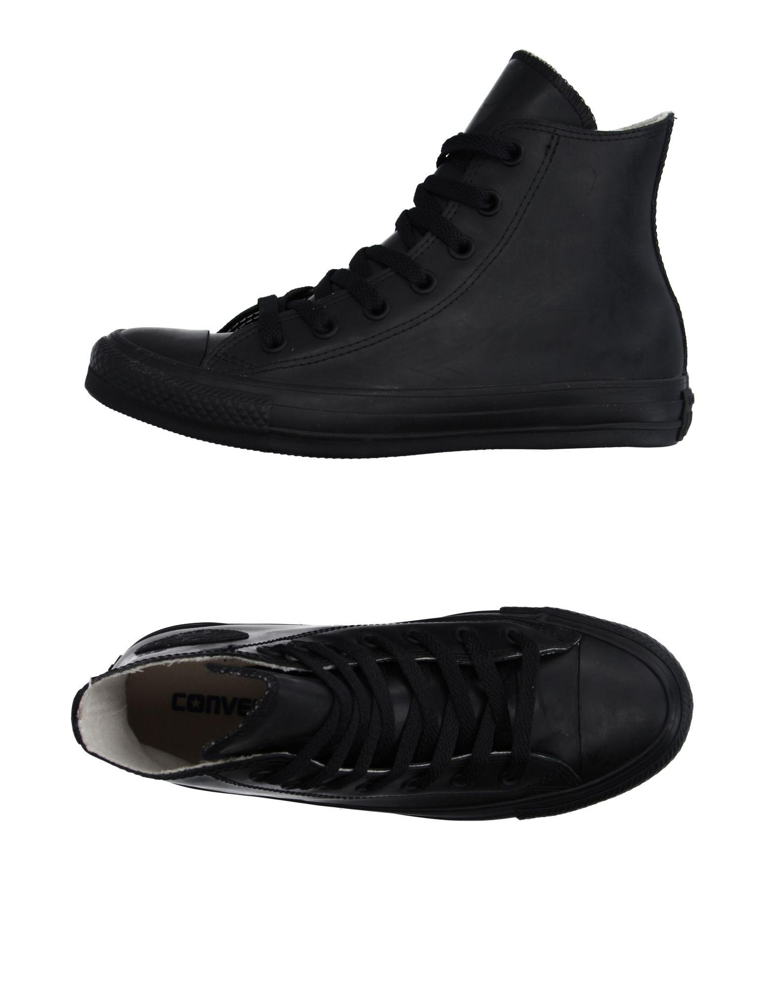 Lyst - Converse High-tops & Sneakers in Black