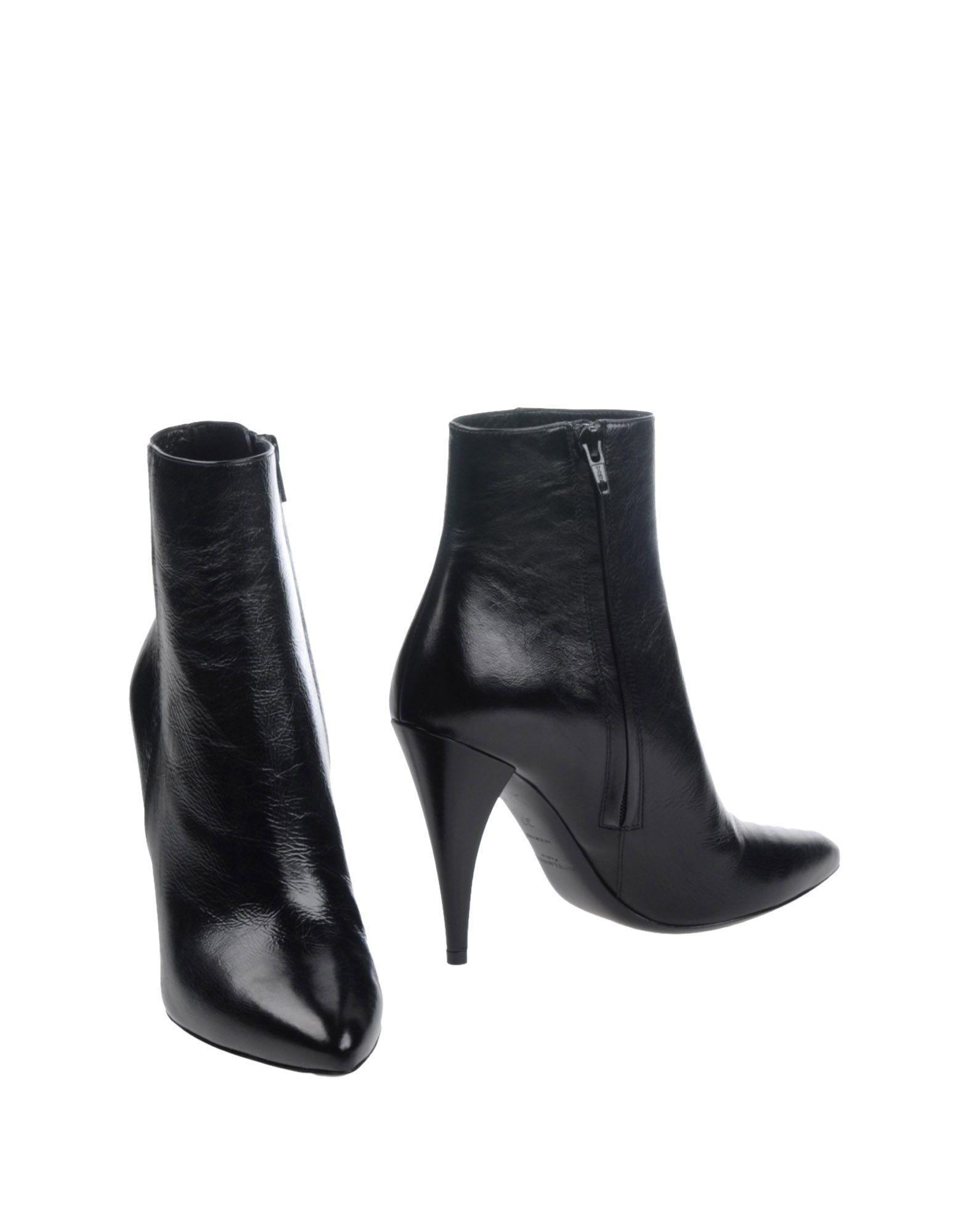 49467da7559 Saint Laurent. Women s Black Ankle Boots