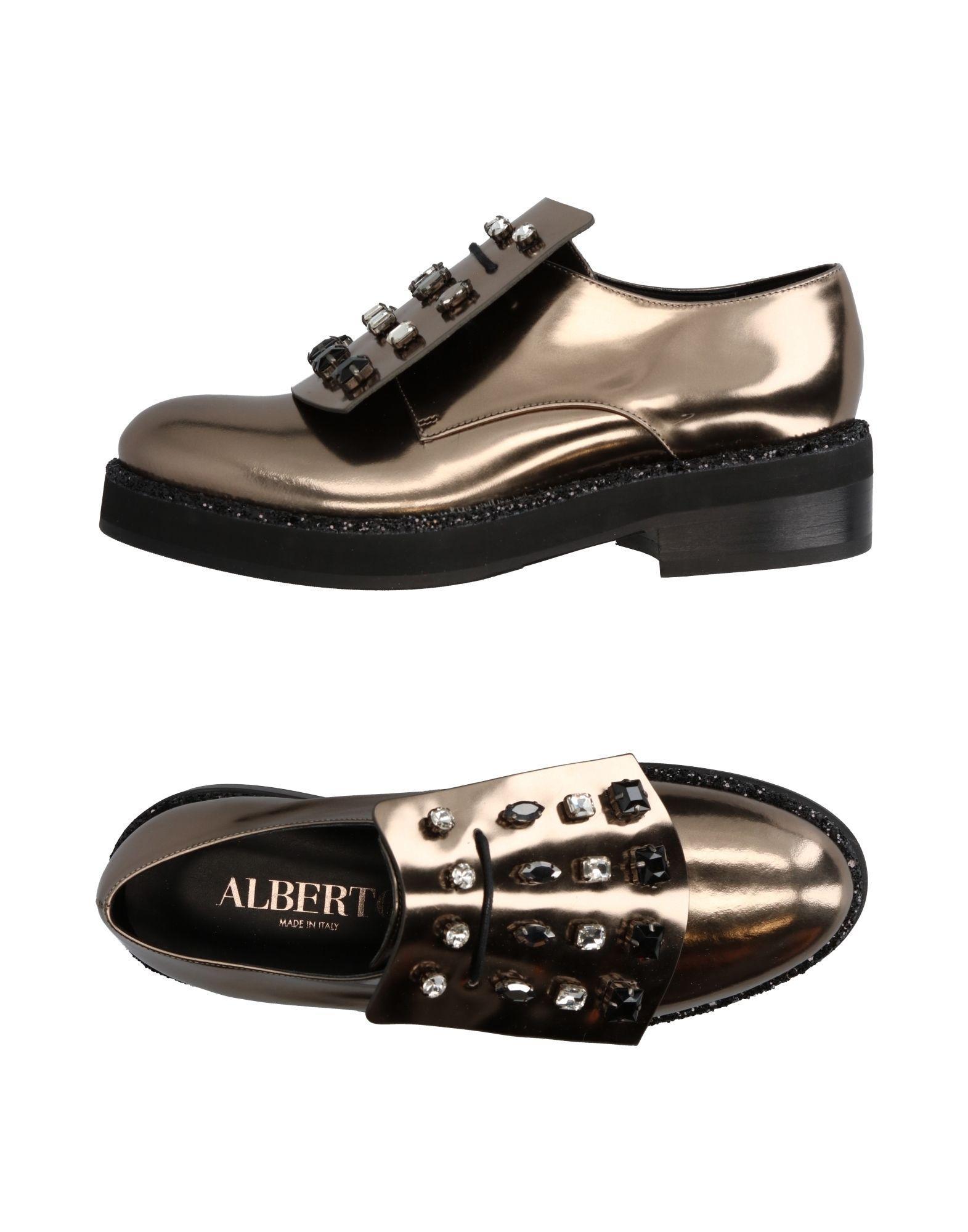 Lyst Alberto Gozzi Lace Up Shoe
