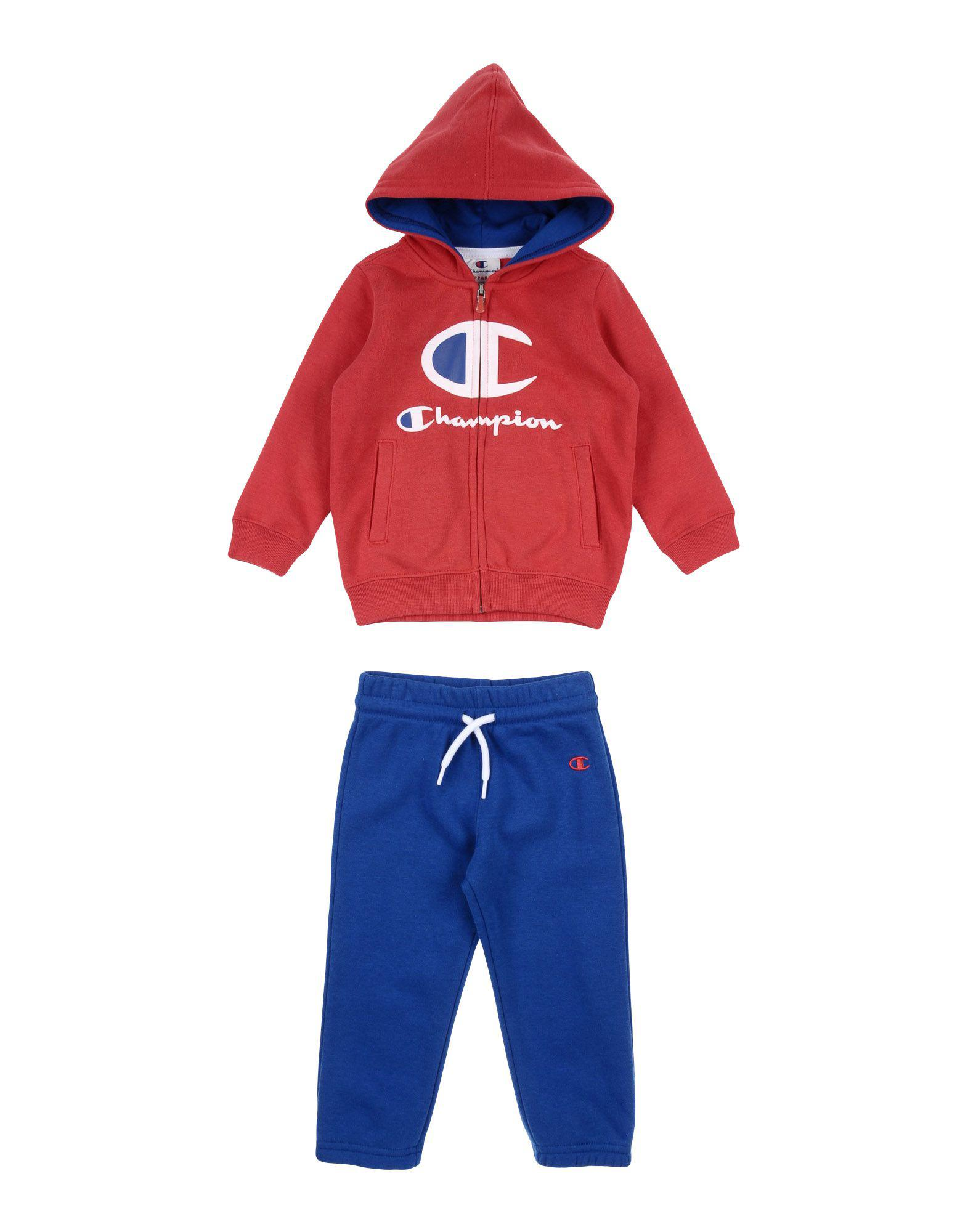 f357acc5f Champion Baby Sweatsuit in Red for Men - Lyst