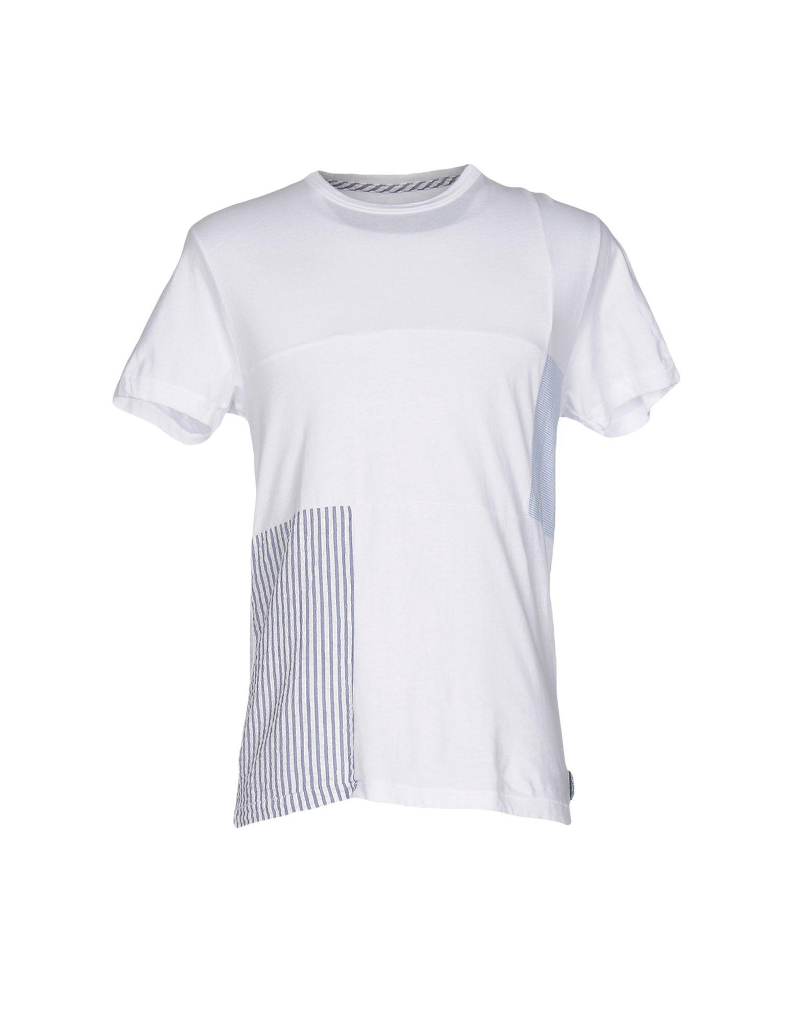 French connection t shirt in white for men lyst for French connection t shirt dress
