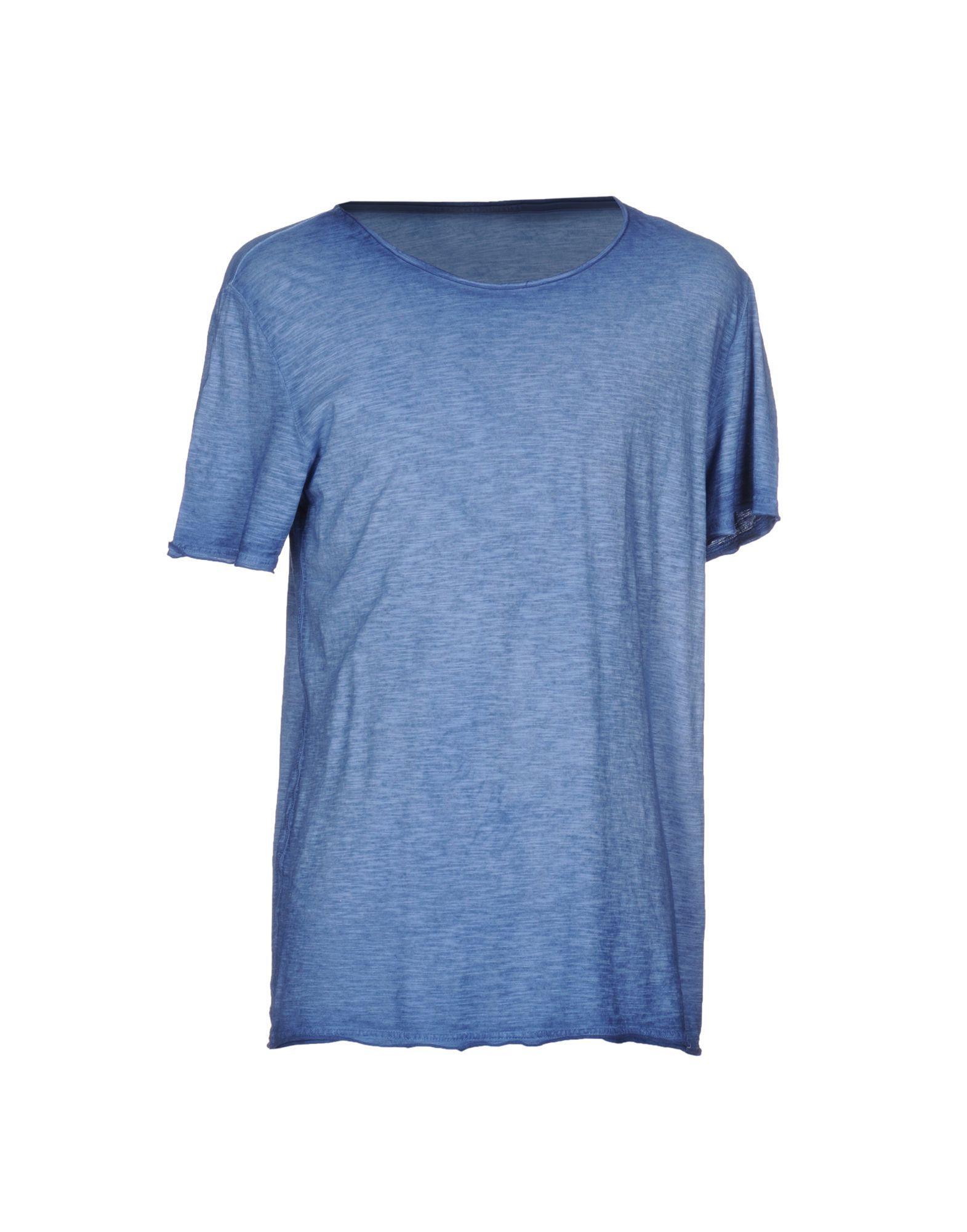 drykorn t shirt in blue for men lyst. Black Bedroom Furniture Sets. Home Design Ideas