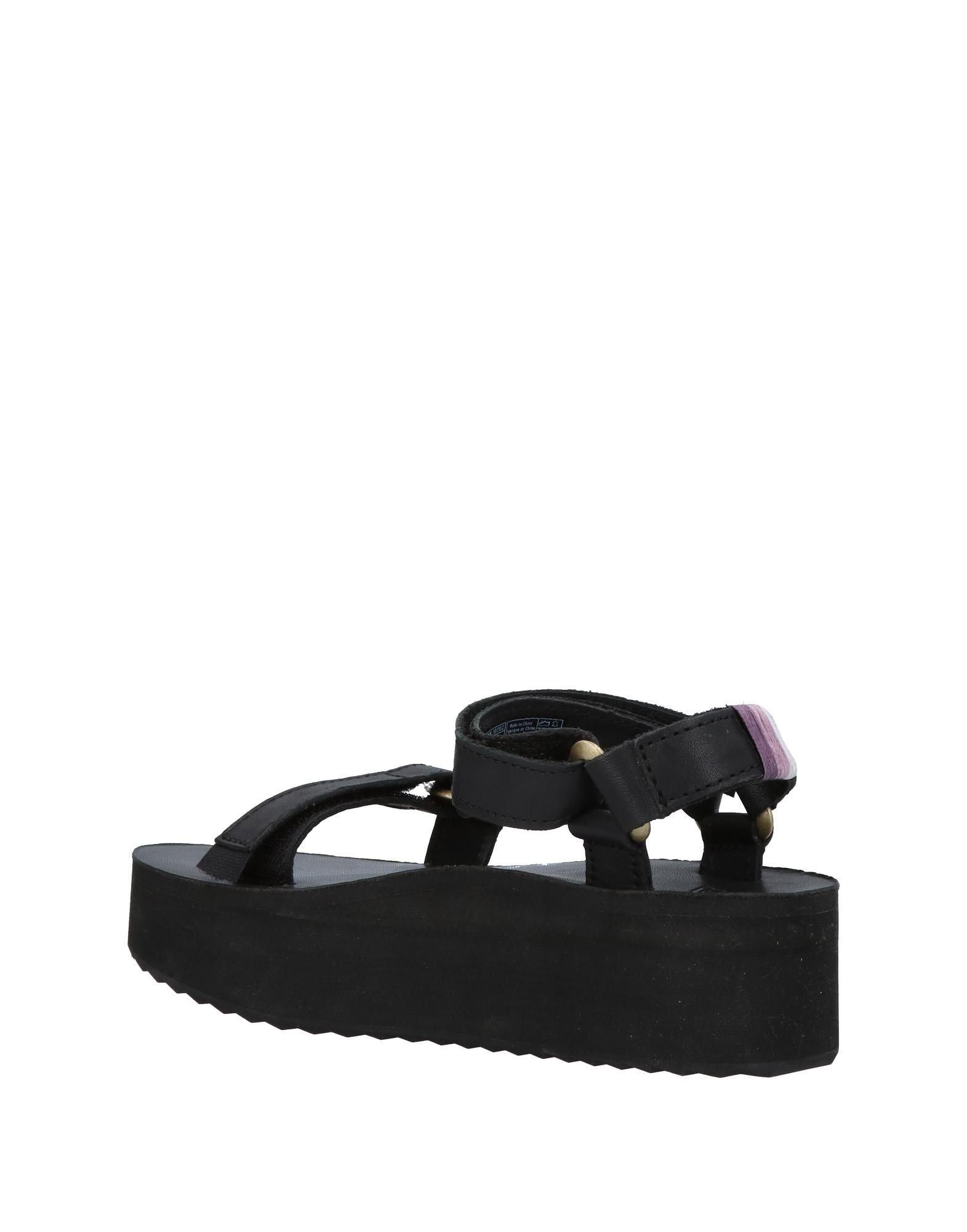 38604ef1a333 Lyst - Teva Flatform Universal Crafted in Black - Save 73%