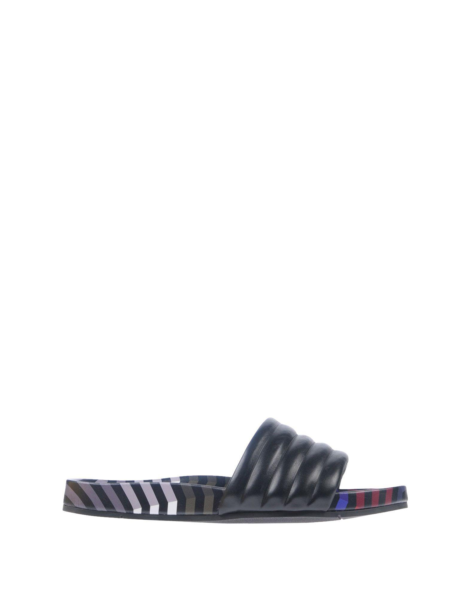 a956ac1a91f8 Lyst - Fendi Sandals in Black for Men