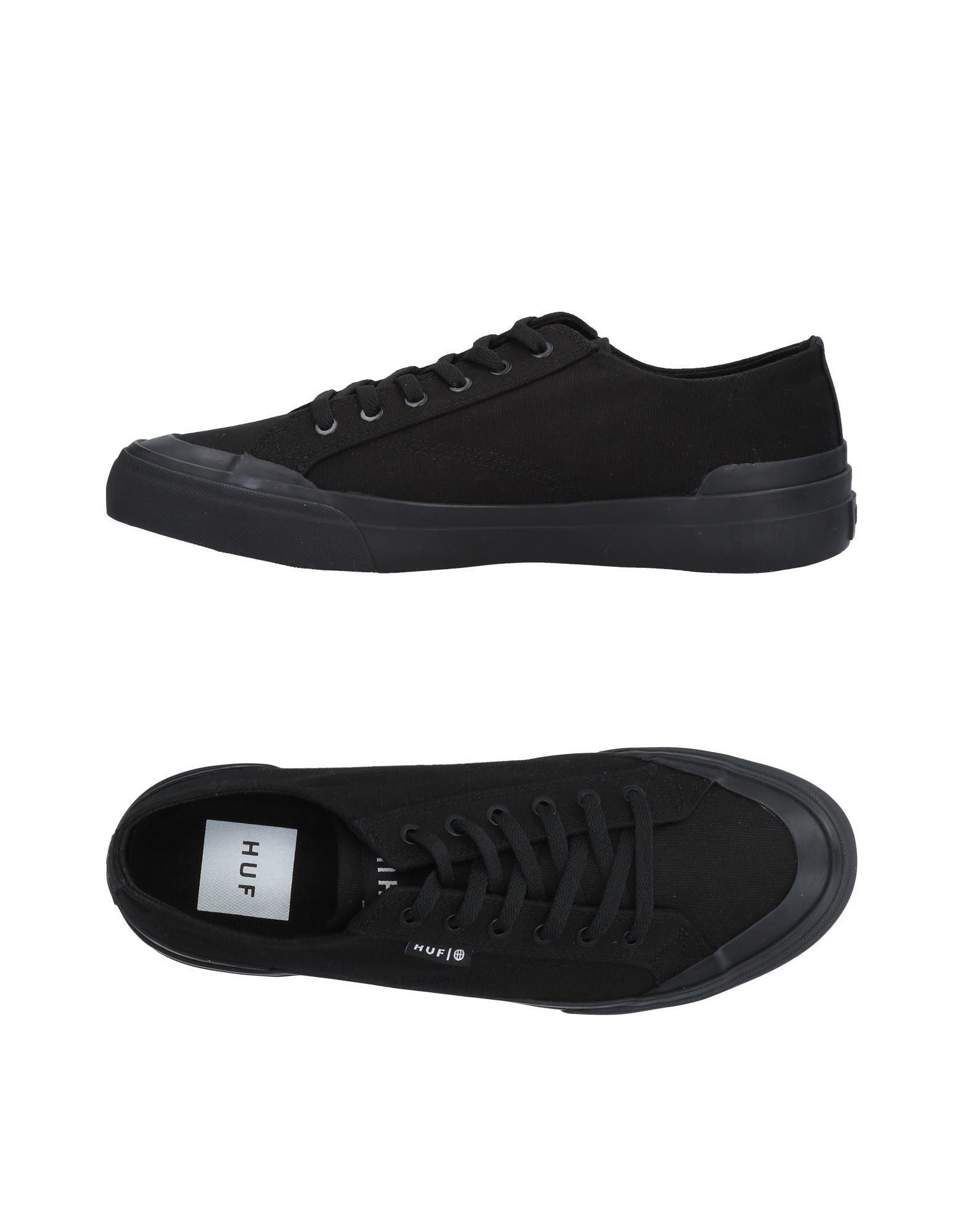 cdcea550ef13b Huf - Black Low-tops & Sneakers for Men - Lyst. View fullscreen