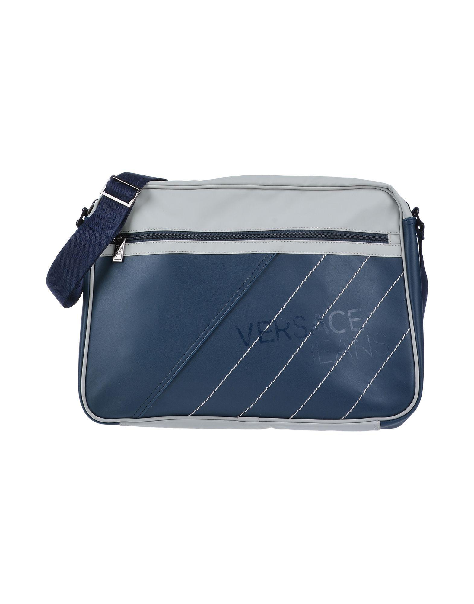 3a84b72b1924 Lyst - Versace Jeans Cross-body Bag in Blue for Men