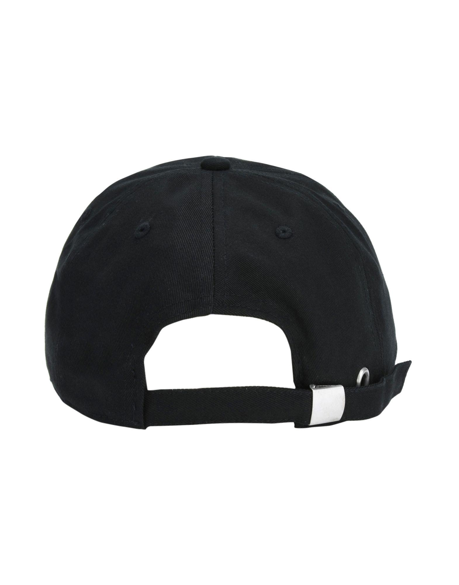 ab691a7953f Fila Hat in Black - Lyst
