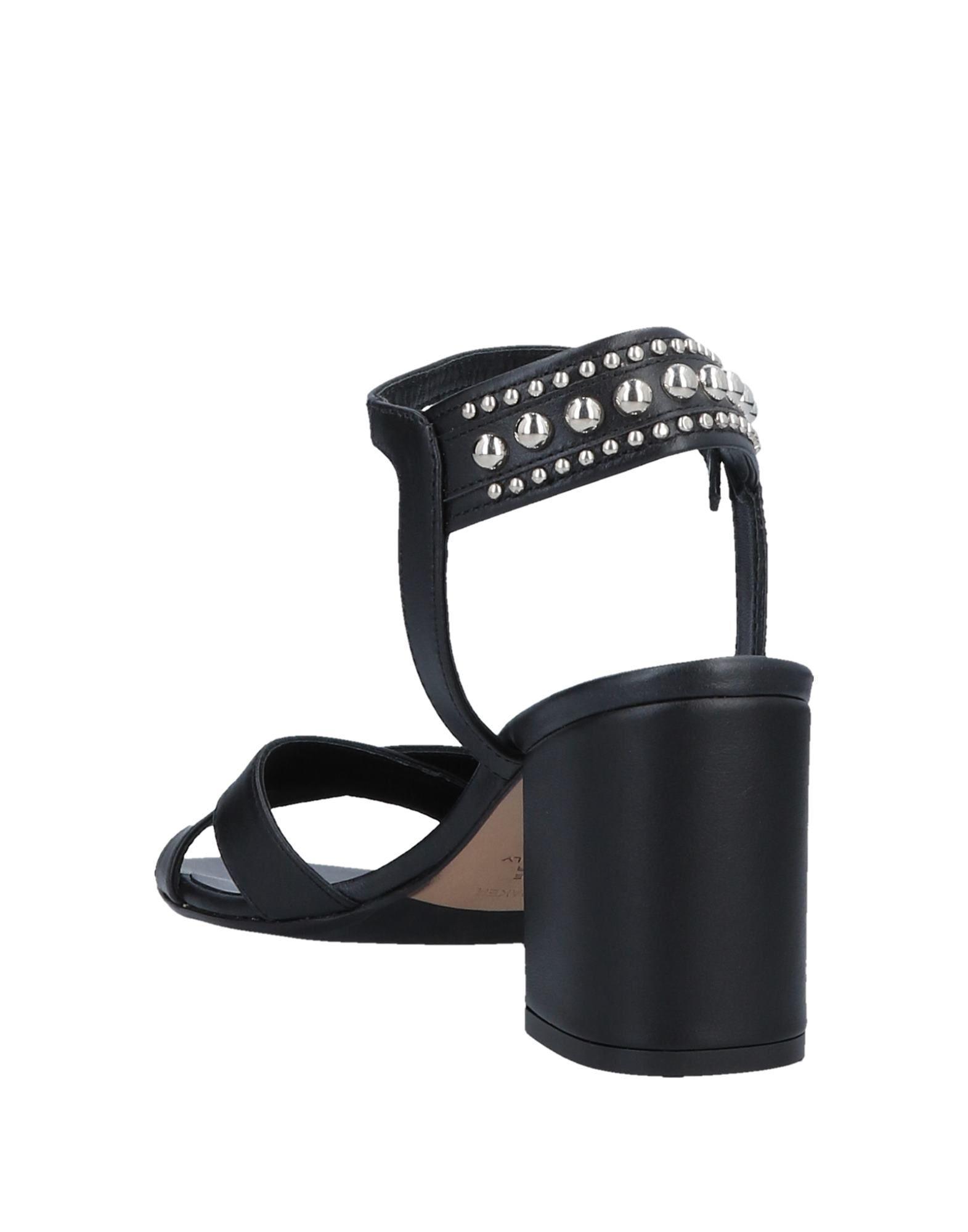328ef89fc1de8 Norma J. Baker Sandals in Black - Lyst