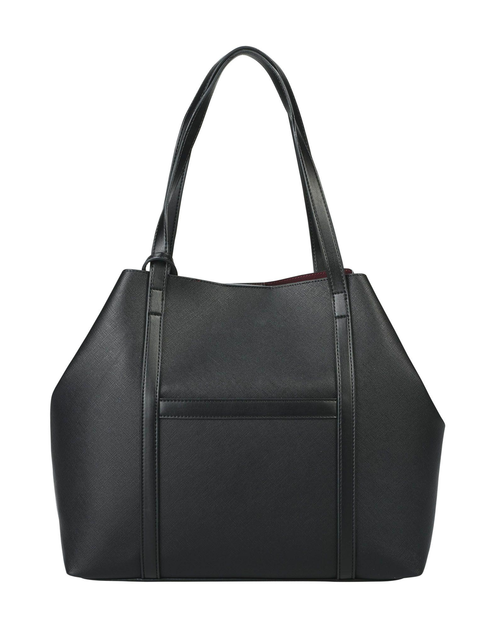 French Connection Women S Black Handbags
