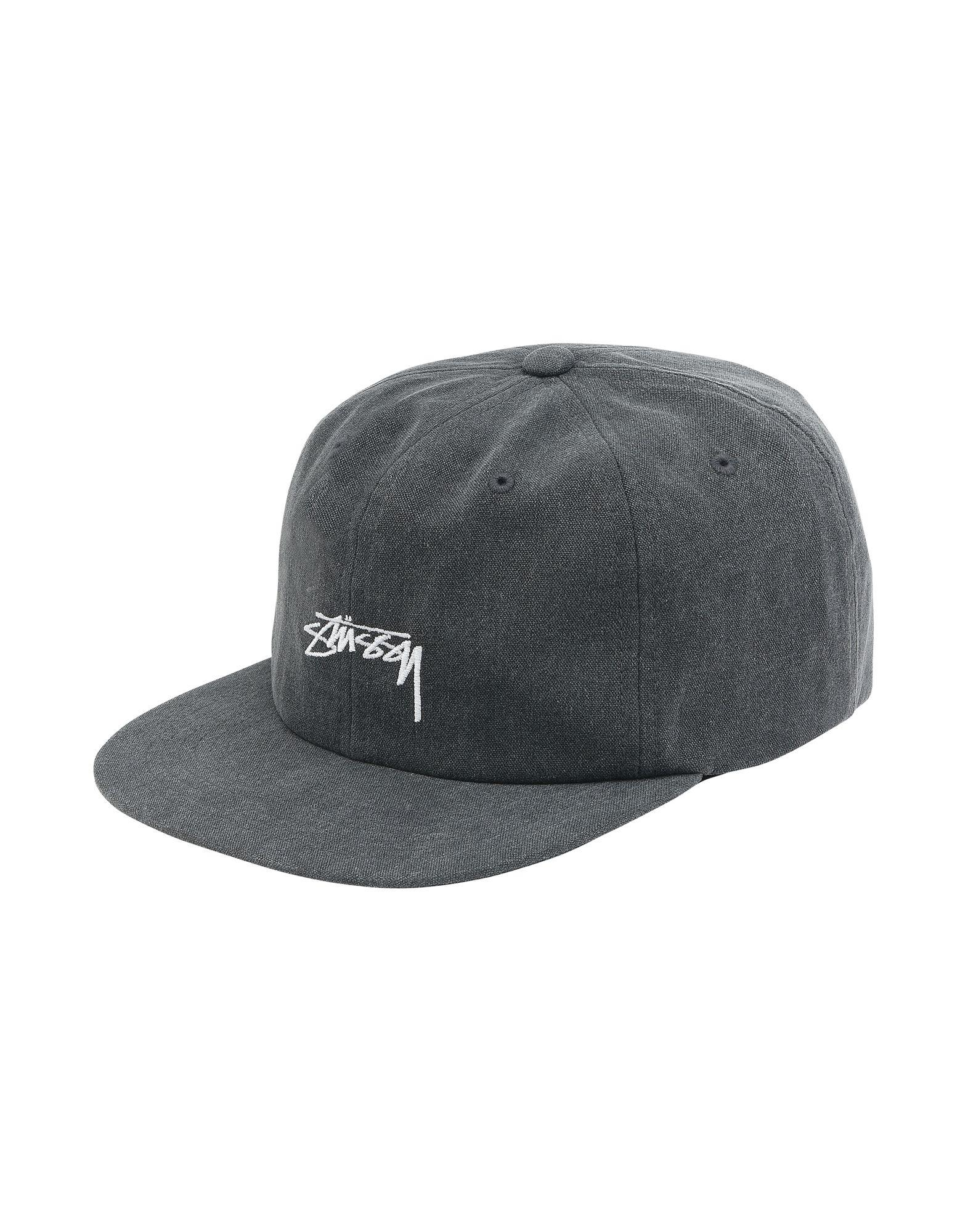 ef26a365c0c99 Stussy Hat in Gray for Men - Lyst