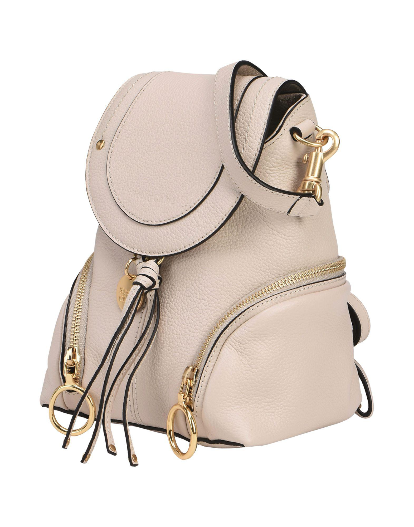 See By Chloé - Natural Backpacks   Fanny Packs - Lyst. View fullscreen 9279a1392ef0c