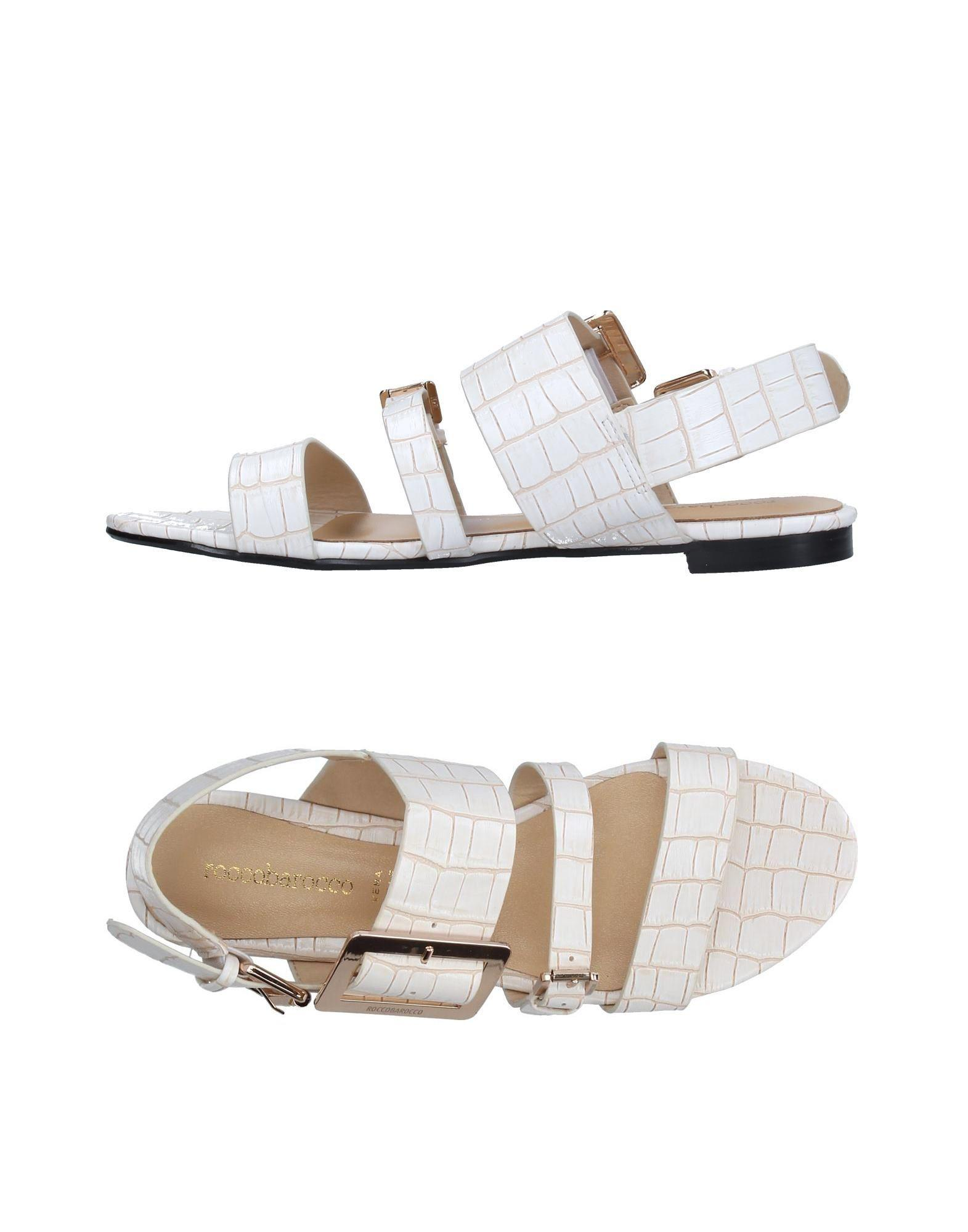 FOOTWEAR - Toe post sandals Roccobarocco f3gRxq