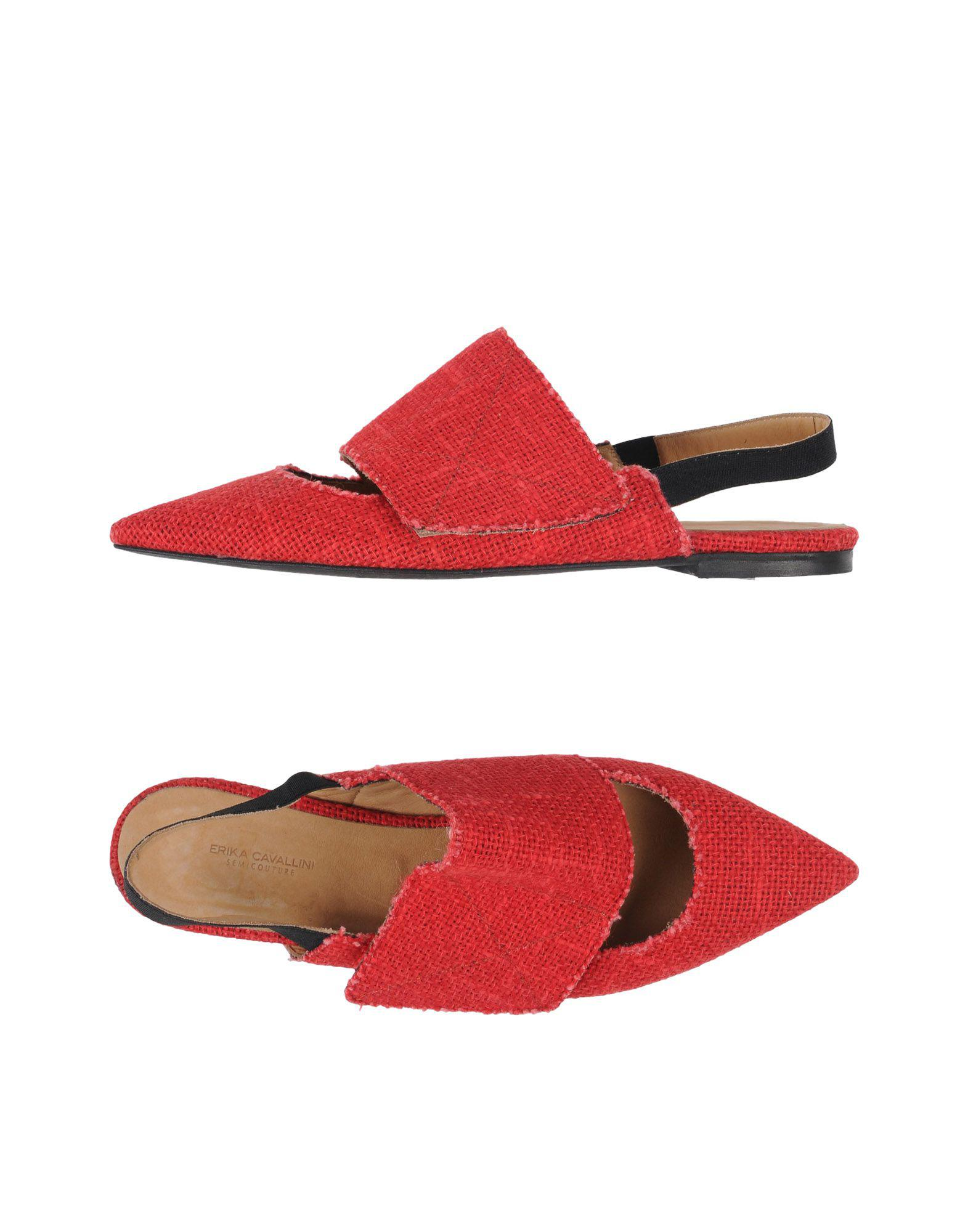 FOOTWEAR - Toe post sandals Erika Cavallini Semi Couture Cheap Sale Best Seller Big Sale Cheap Price Free Shipping Shop For z1QLaaAa75