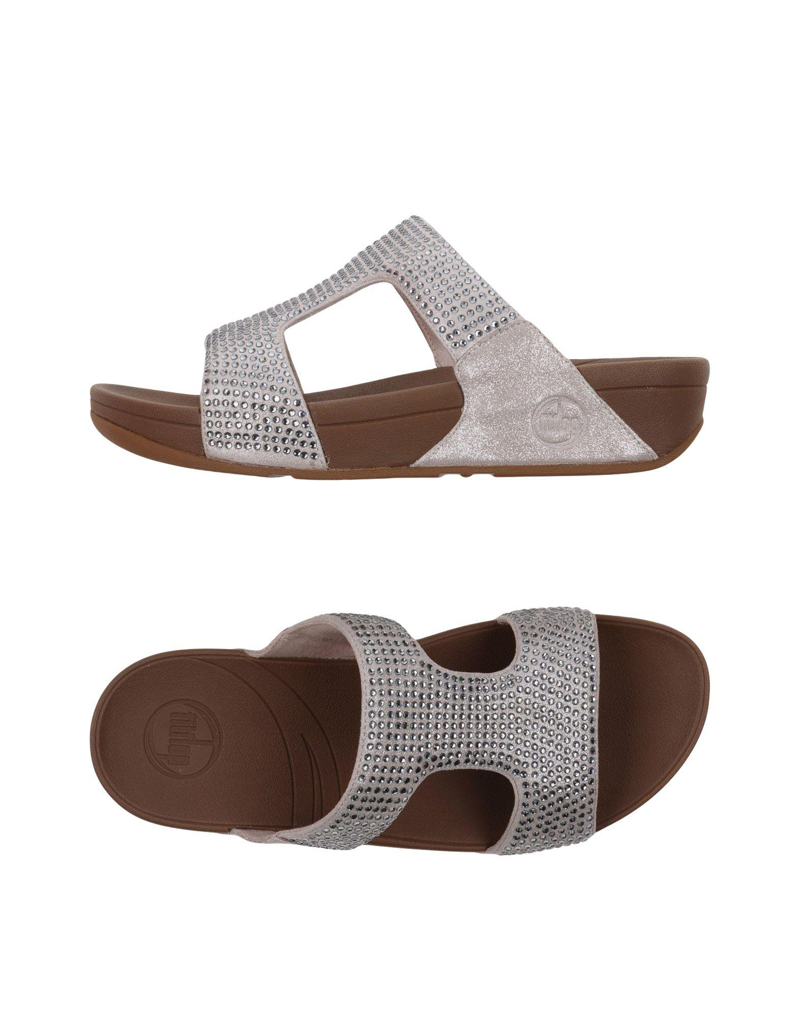 f188dbc006dc Lyst - Fitflop Sandals in Brown