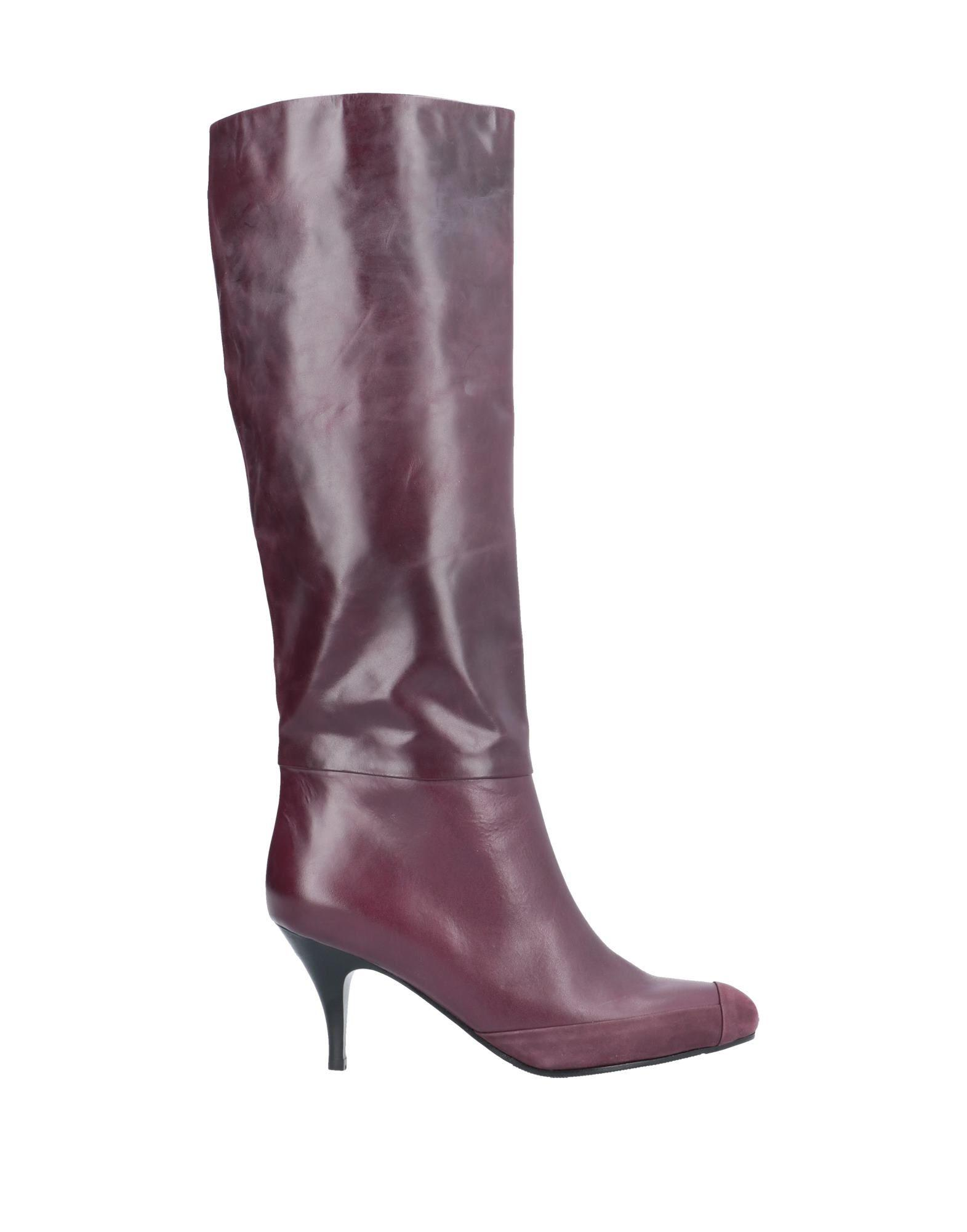 d43d457a991 Lyst - See By Chloé Boots in Purple