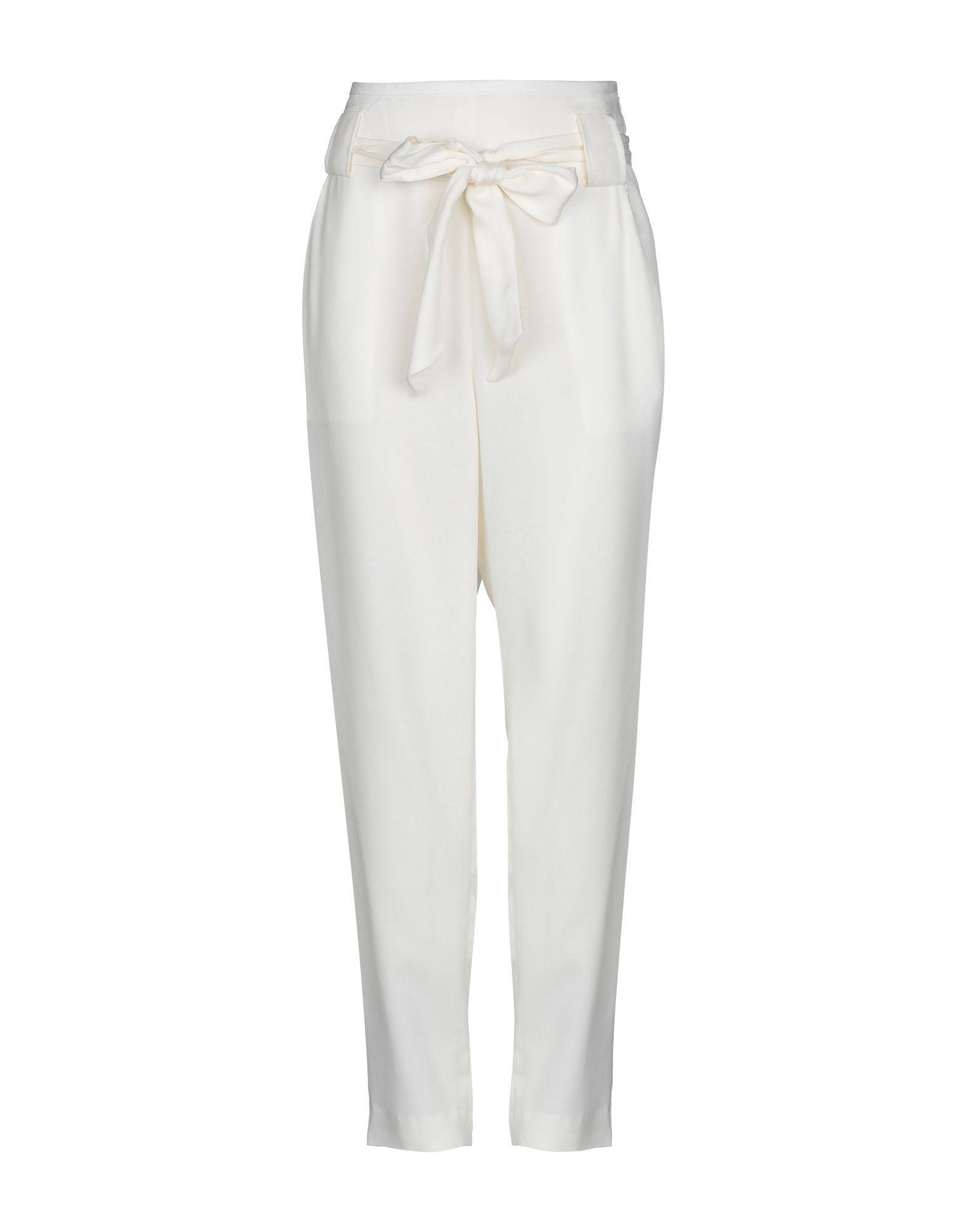 Pantalon En Lyst Coloris Iro Blanc QdoerCBWx