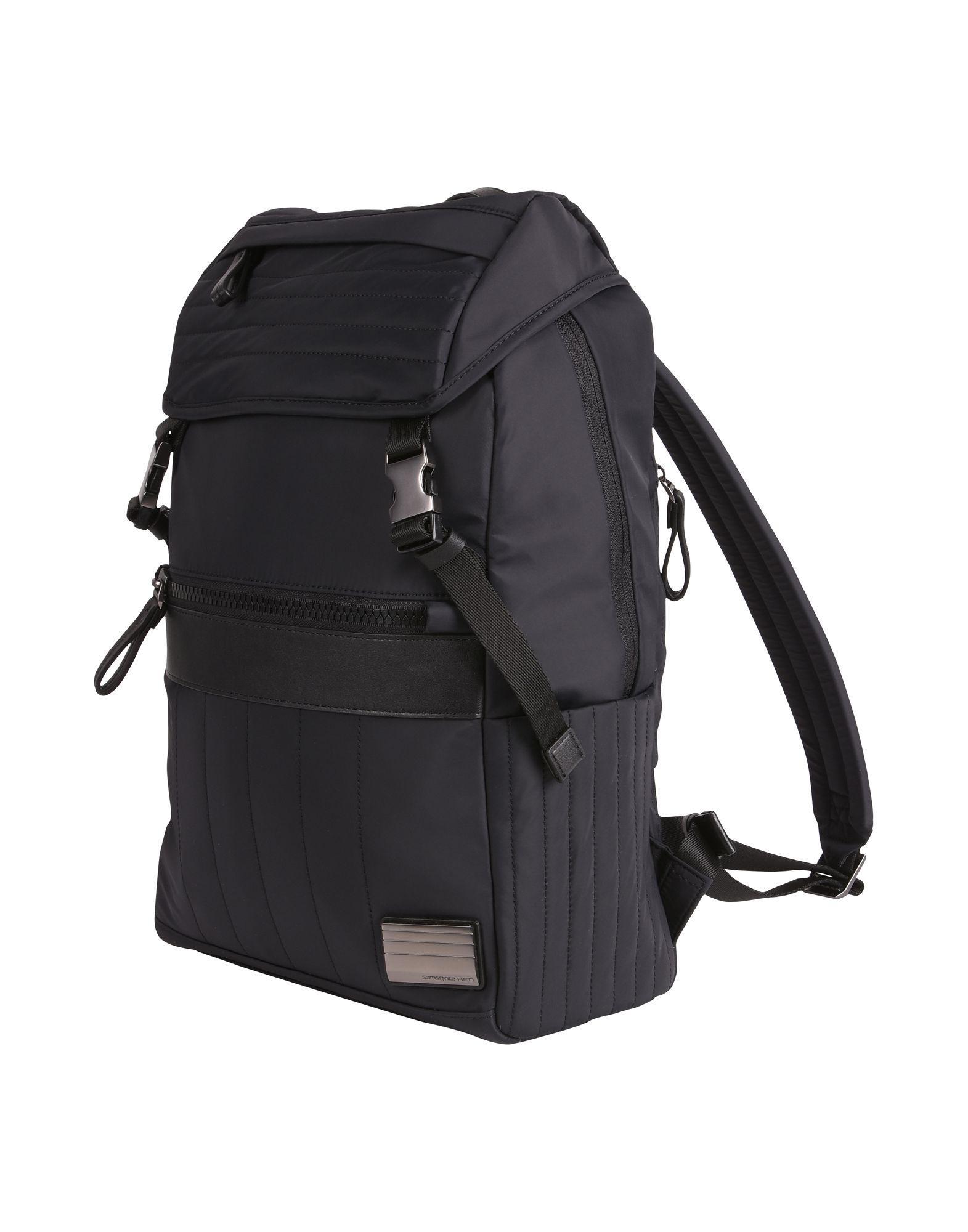 Lyst - Samsonite Backpacks   Fanny Packs in Black for Men ac94597623a77