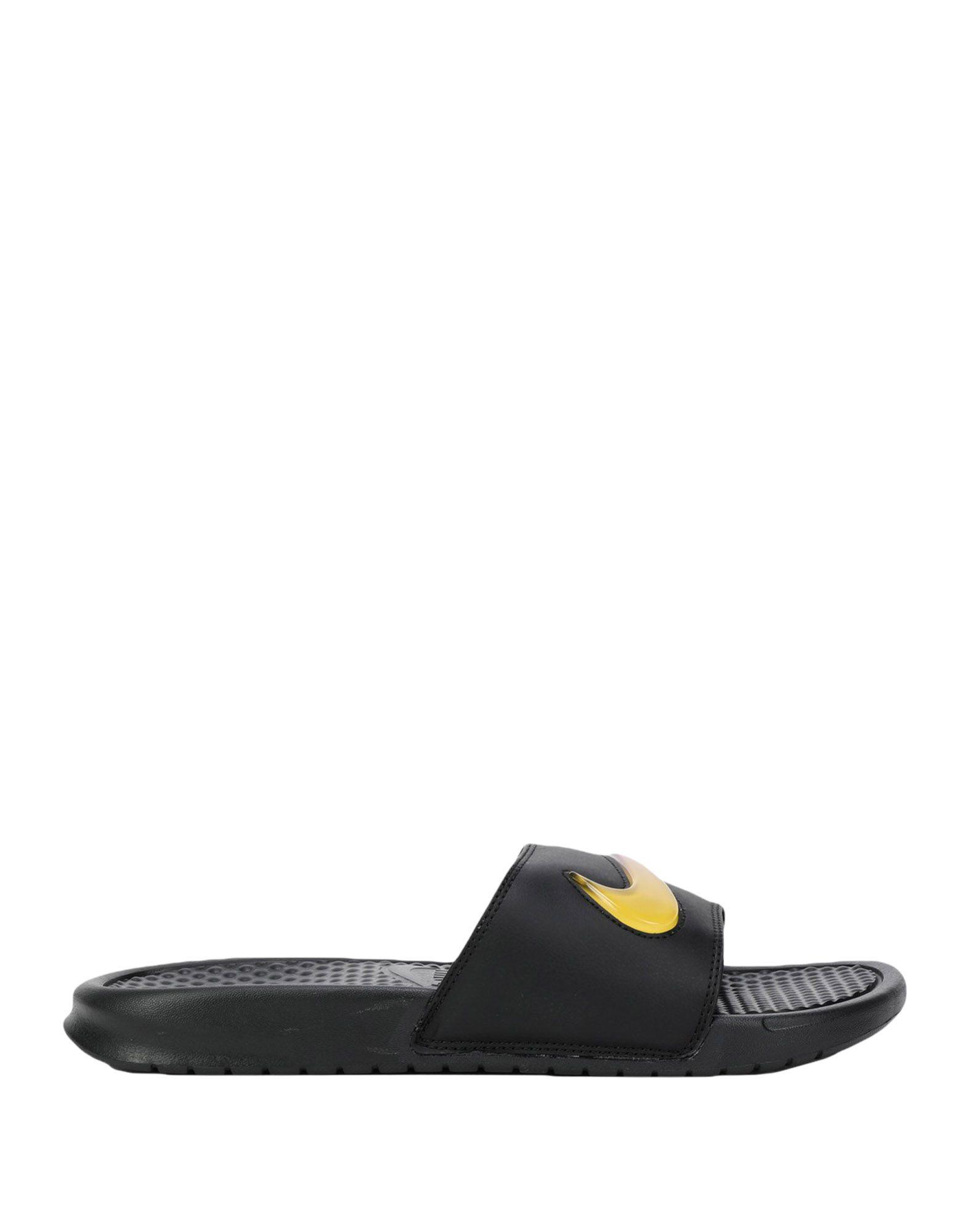 91317366e9a7 Nike Sandals in Black for Men - Lyst