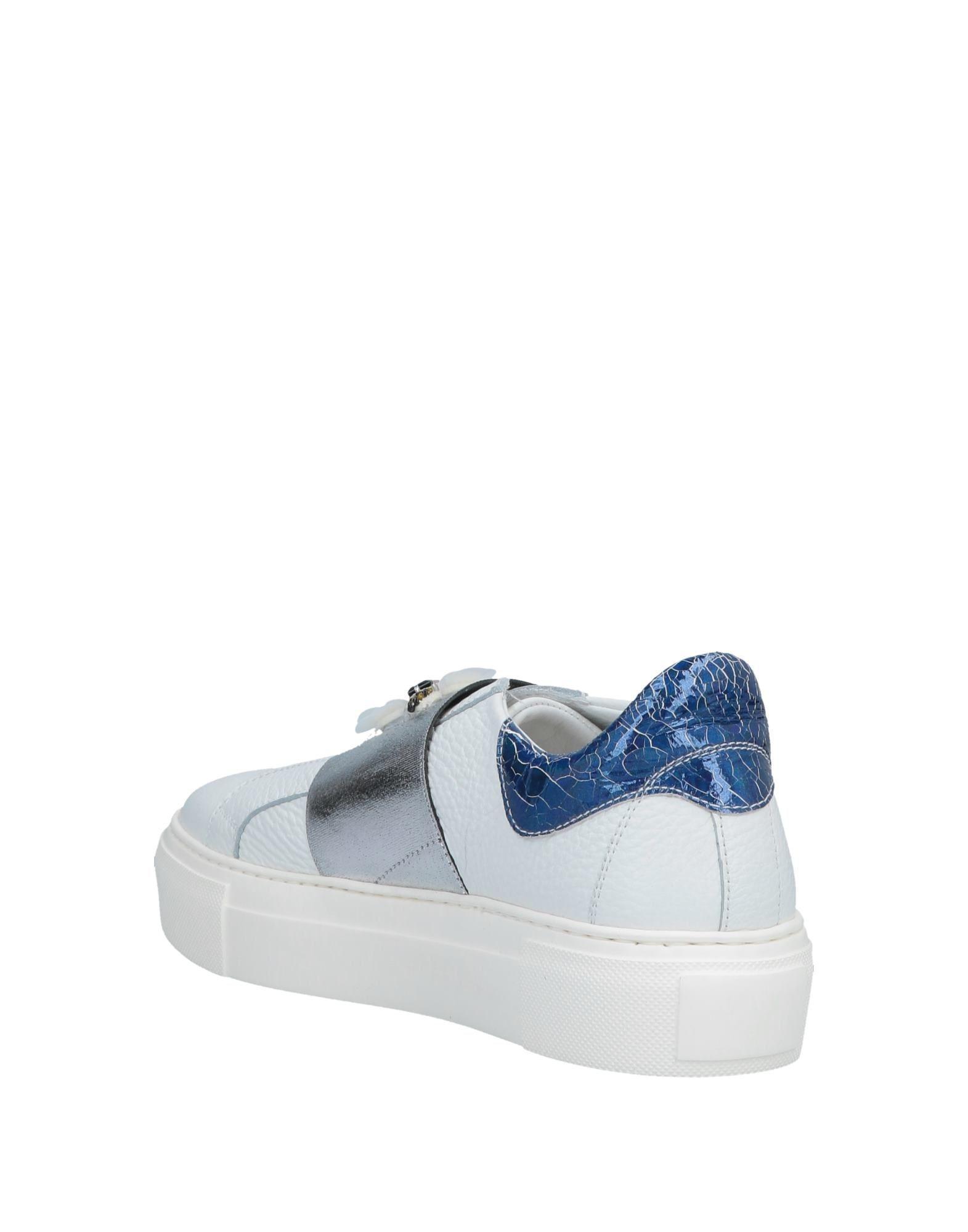 93bb7e684825 Lyst - D Acquasparta Low-tops   Sneakers in White