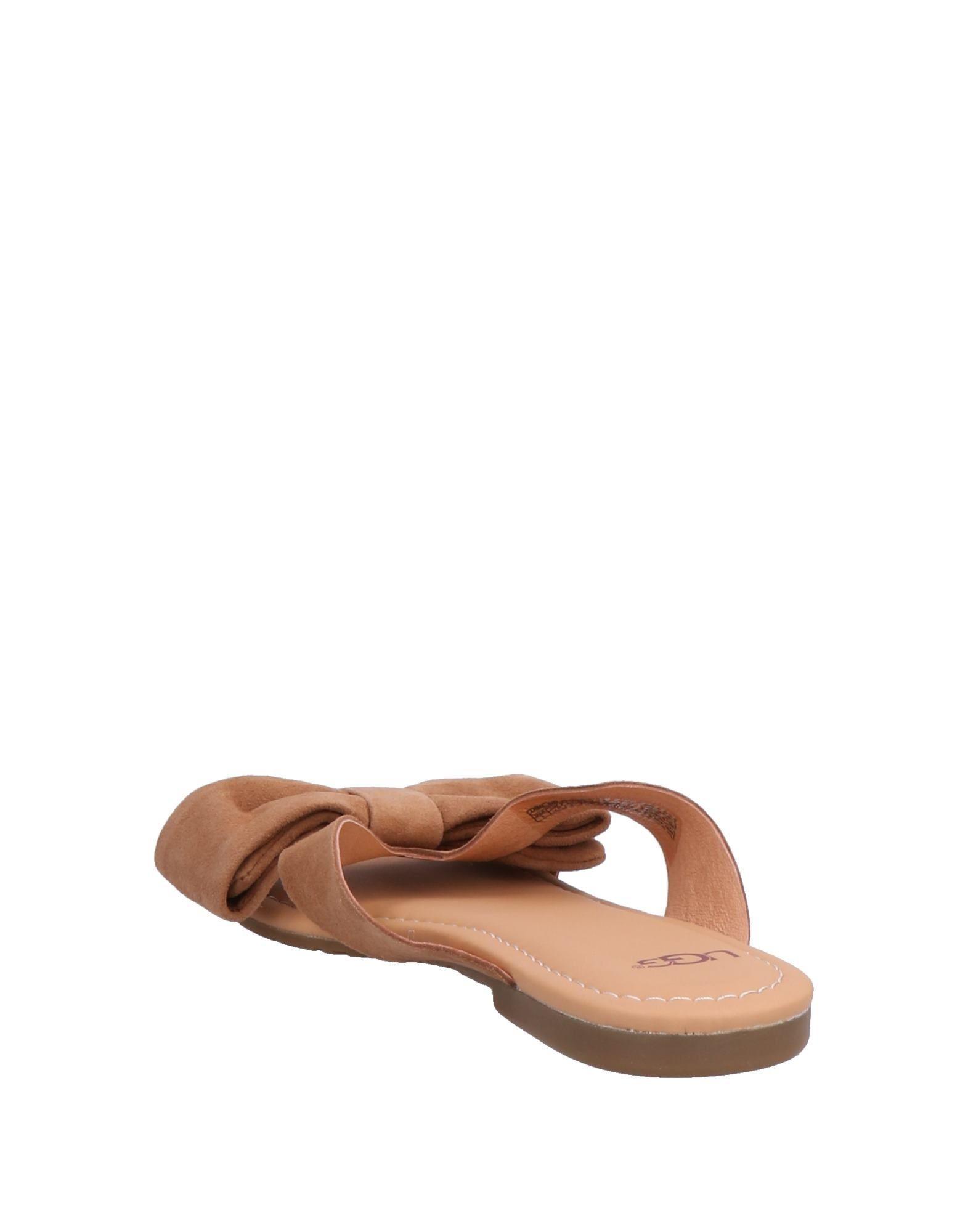 c614b2f8b94b UGG Sandals in Brown - Lyst