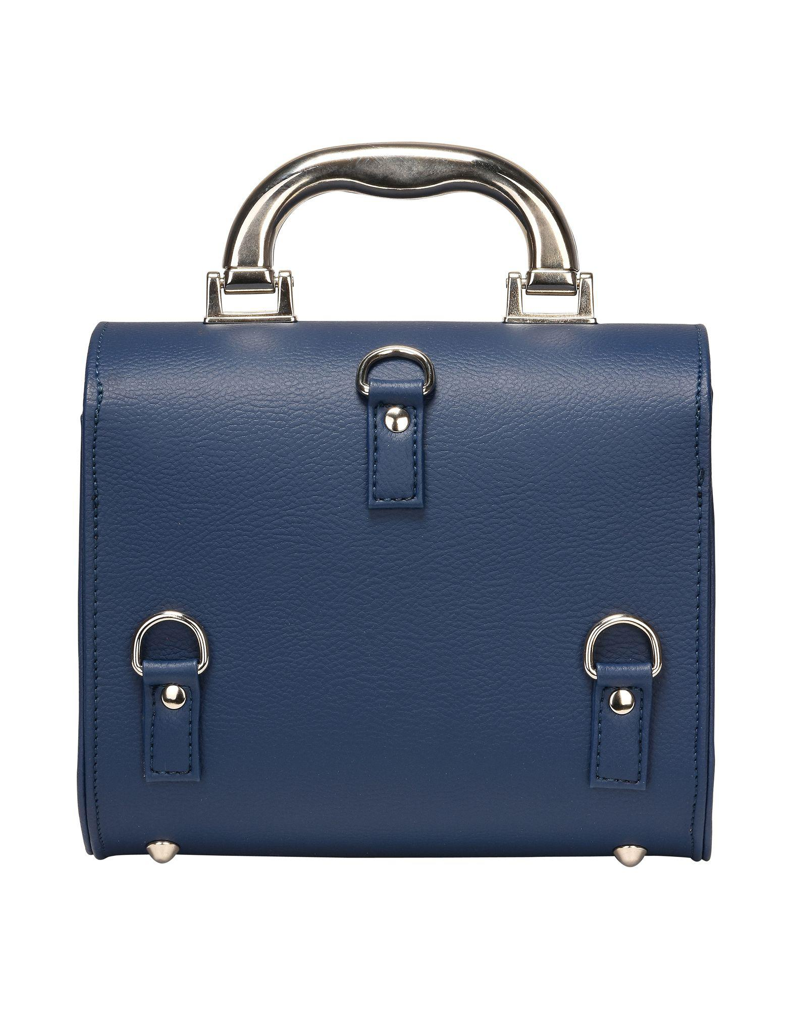 Lyst In Cartella La Blue Handbag gp1grR