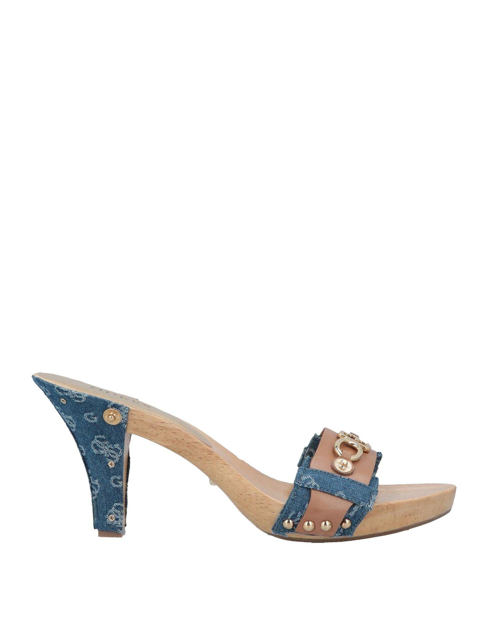 72cde466e162 Lyst - Guess Sandals in Blue