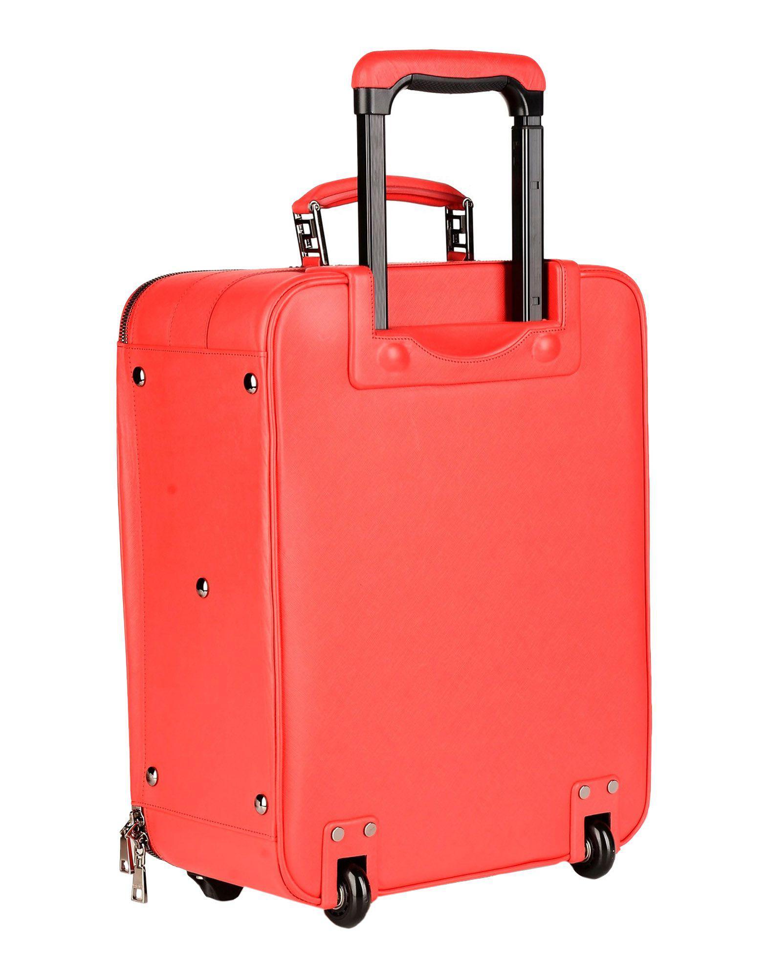 LUGGAGE - Wheeled luggage Versace 91gPk