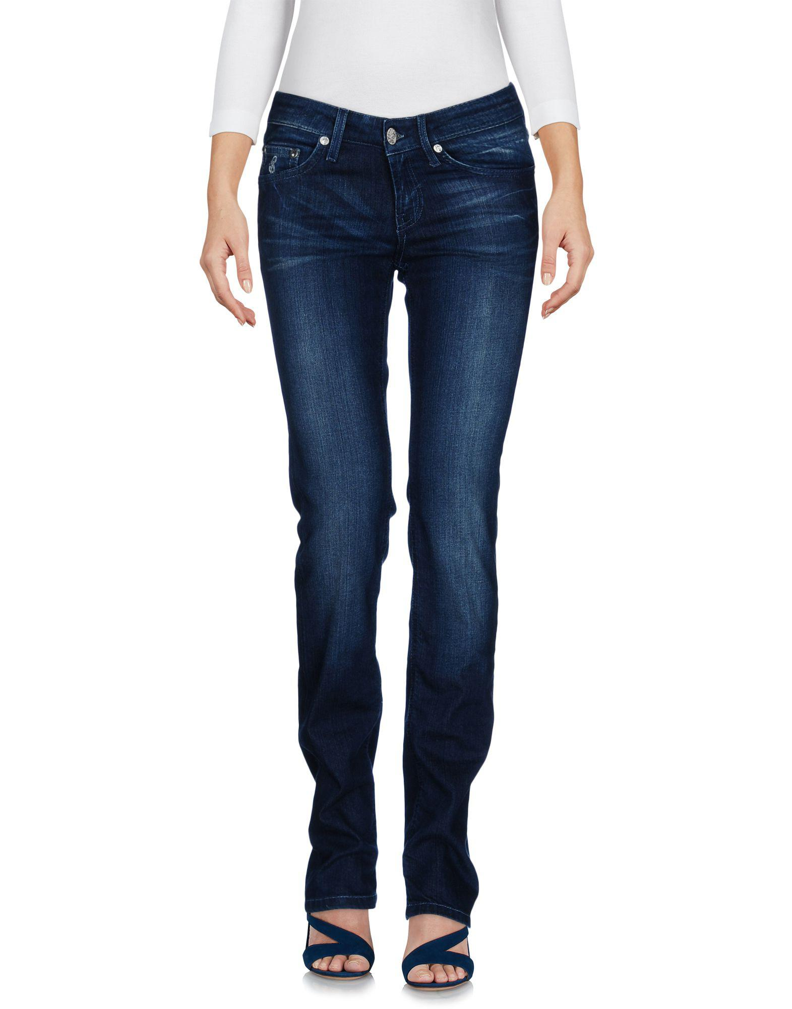 DENIM - Denim trousers Seven 7 Cheapest Price Cheap Price Ozn5WZarYZ