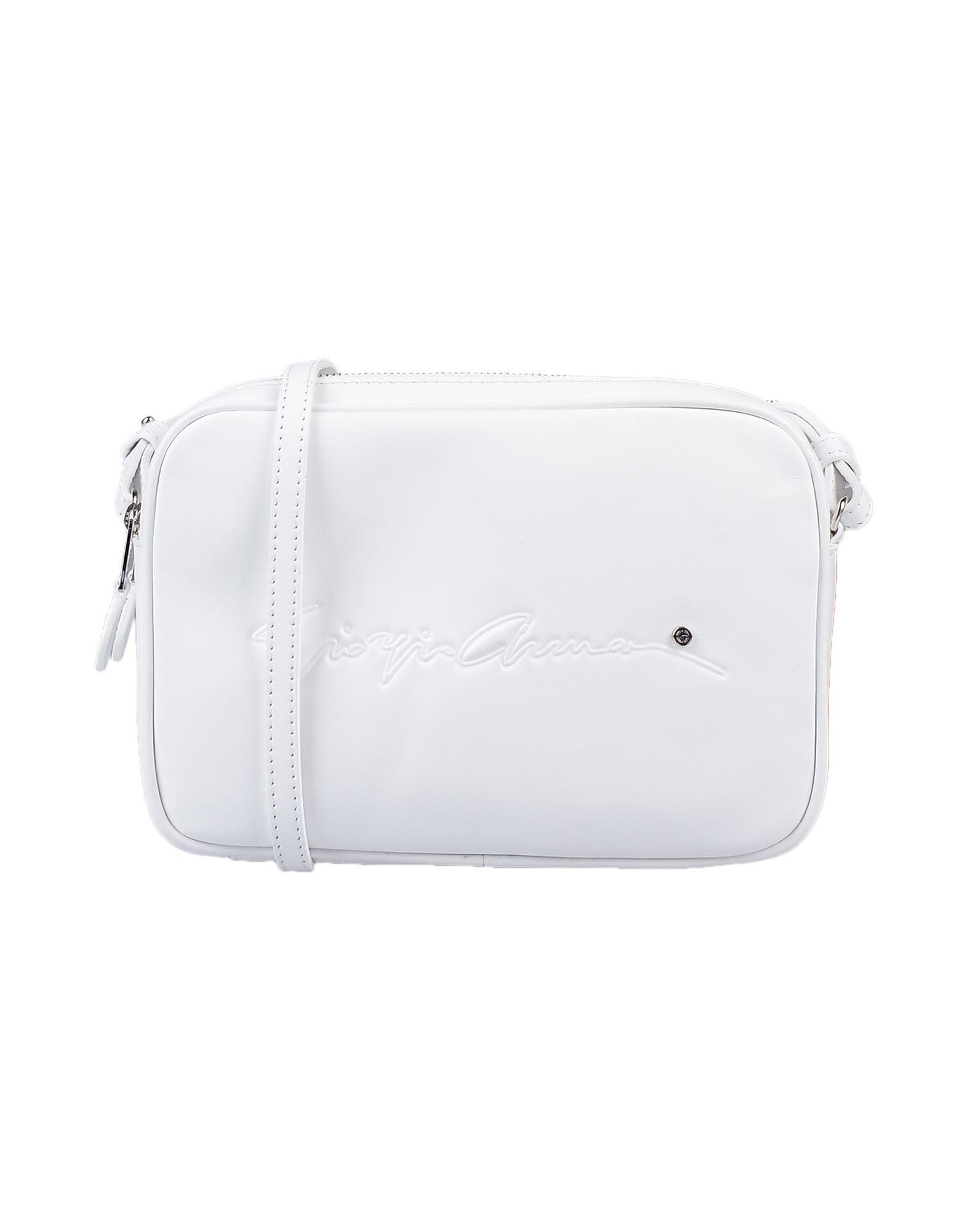 Bandoulière Giorgio Coloris Sacs Blanc En Lyst Armani 4apBqnw c0e077dddbd1