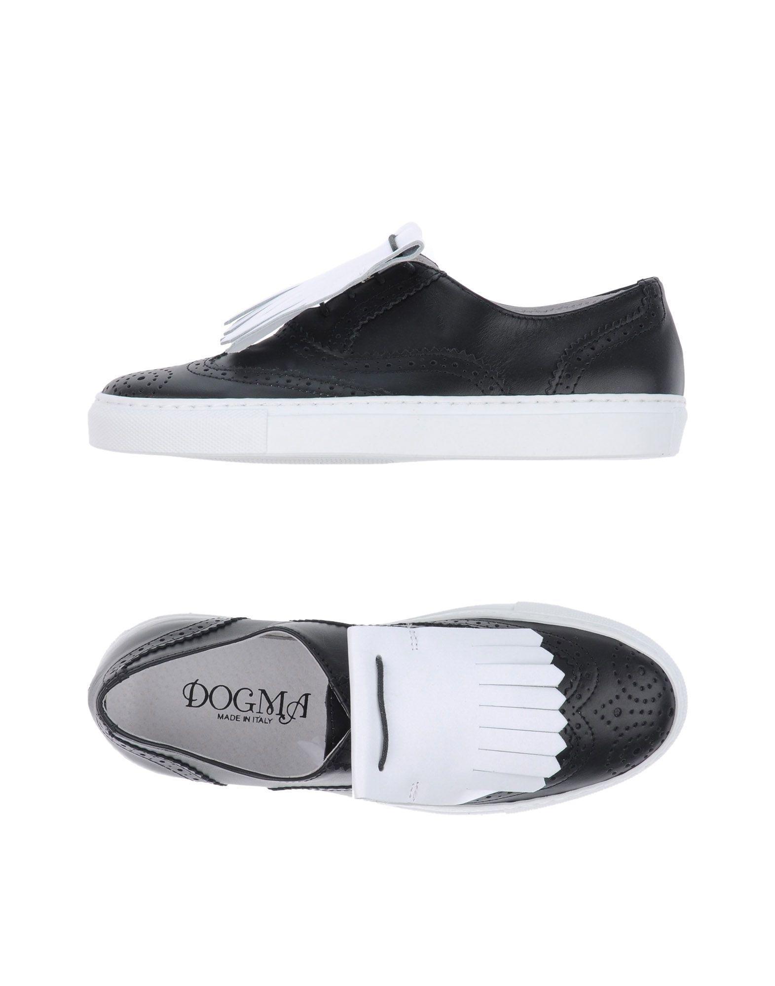 FOOTWEAR - Low-tops & sneakers Dogma oFxzUrfY