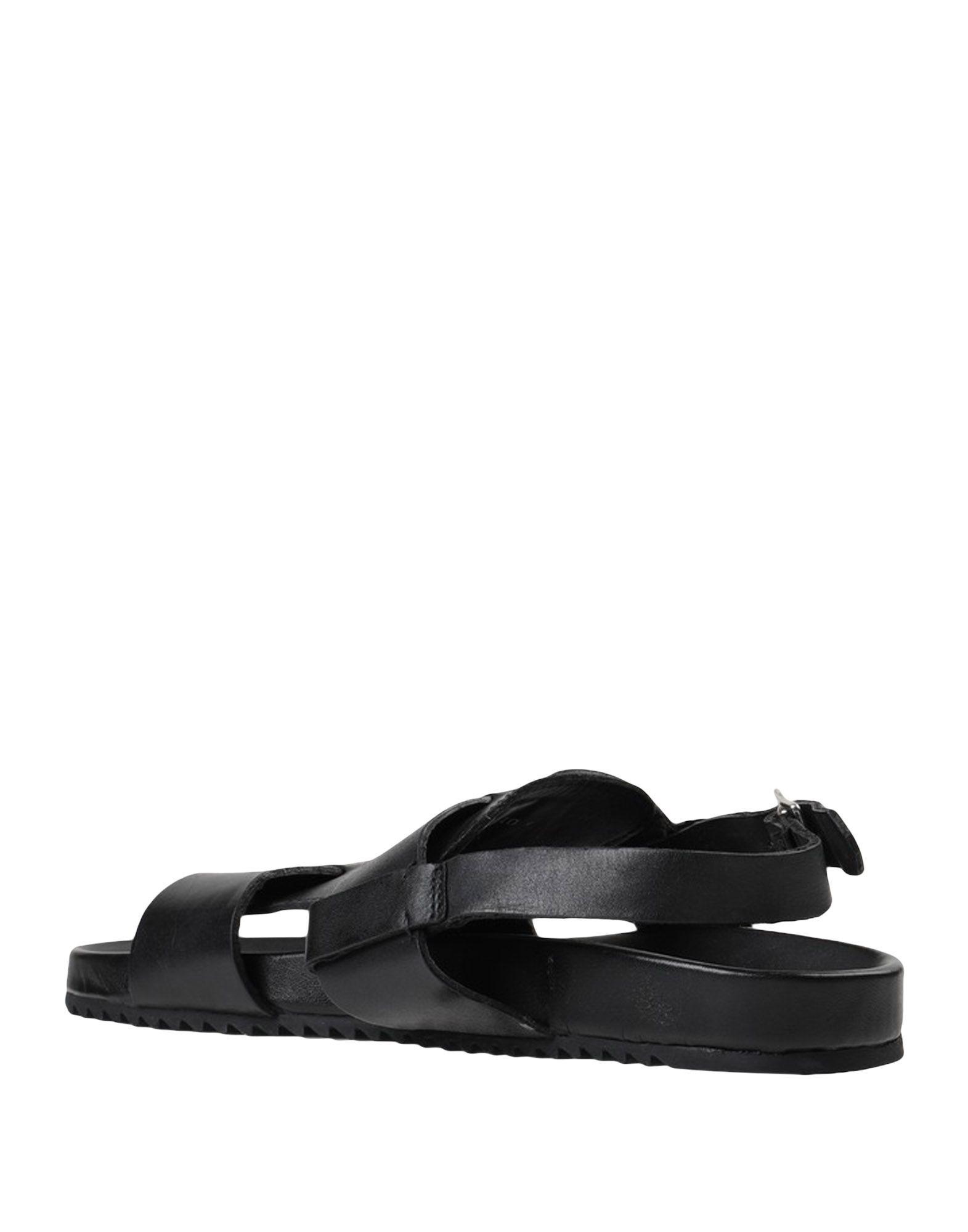 aa3a0fa42d59 Lyst - Grenson Sandals in Black for Men