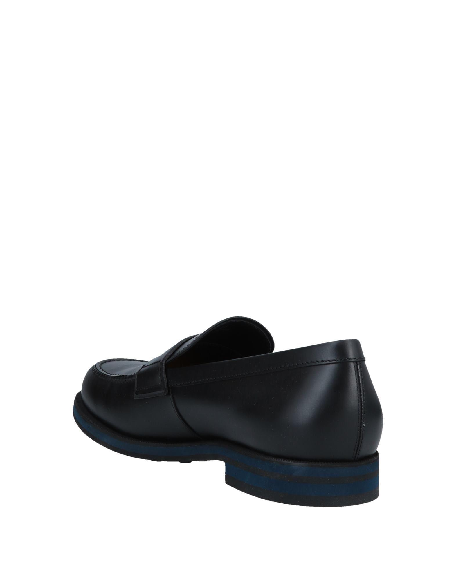 1630381501b Lyst - Tod S Loafer in Black for Men